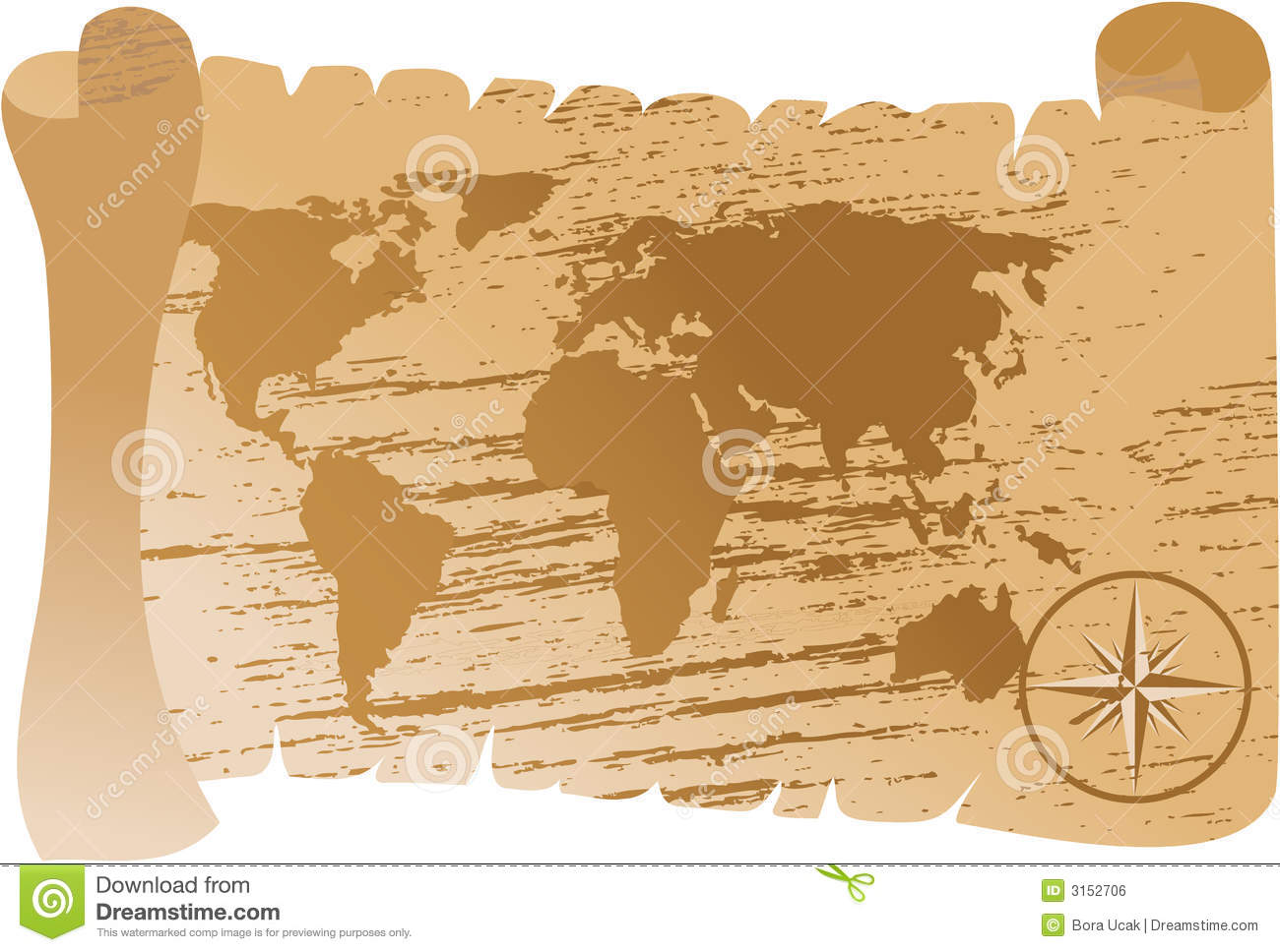 Old world map vector stock vector illustration of page 3152706 old world map vector gumiabroncs Image collections