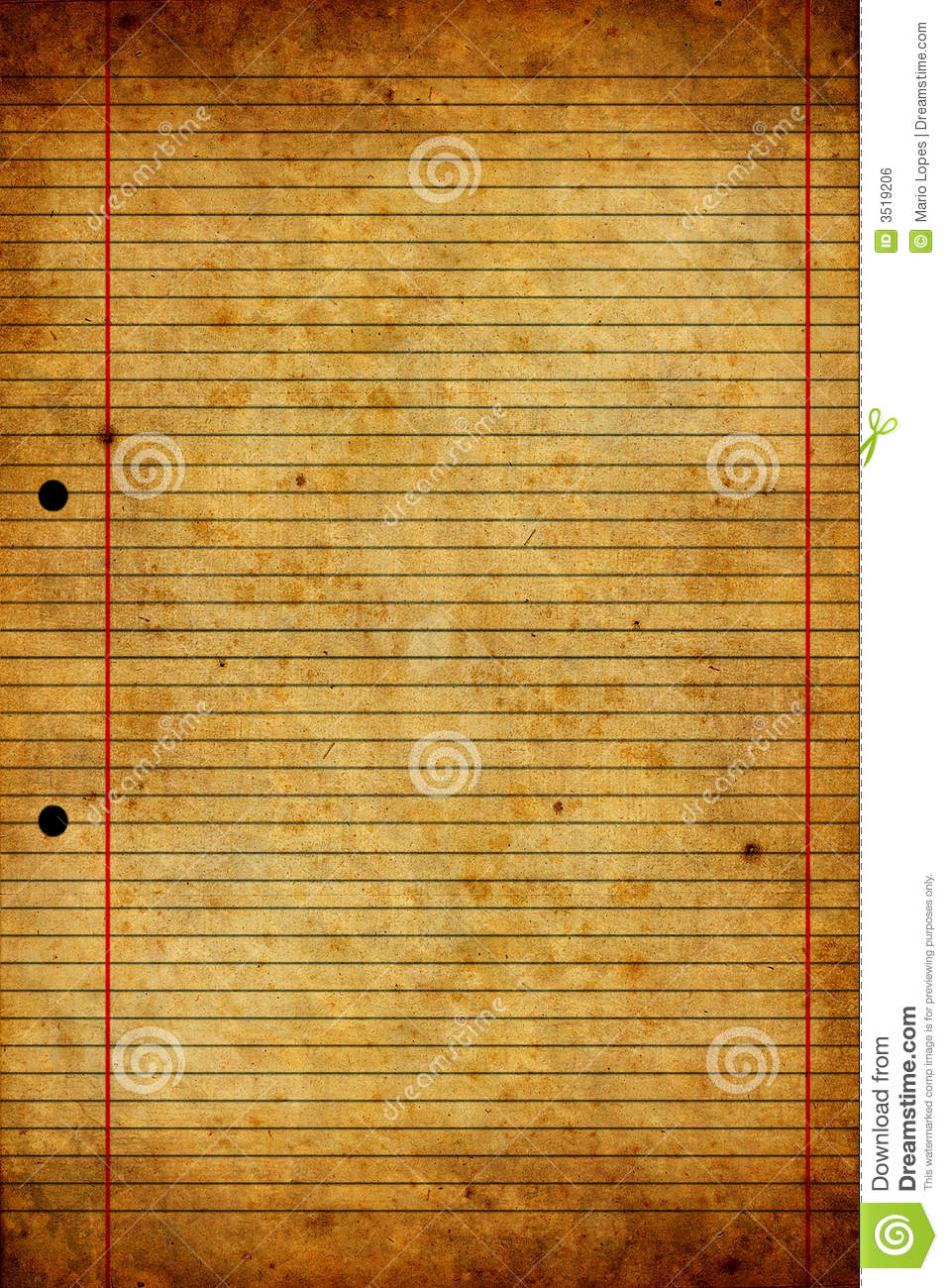 old and worn paper texture stock illustration  image of