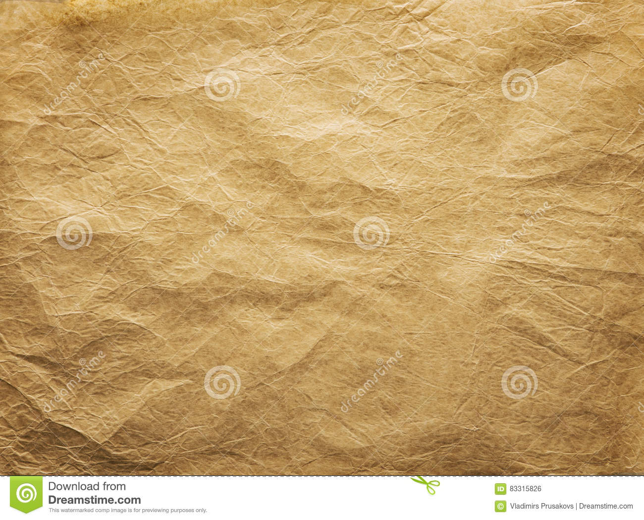 2e0dd57e892d Old Wrinkled Paper Background