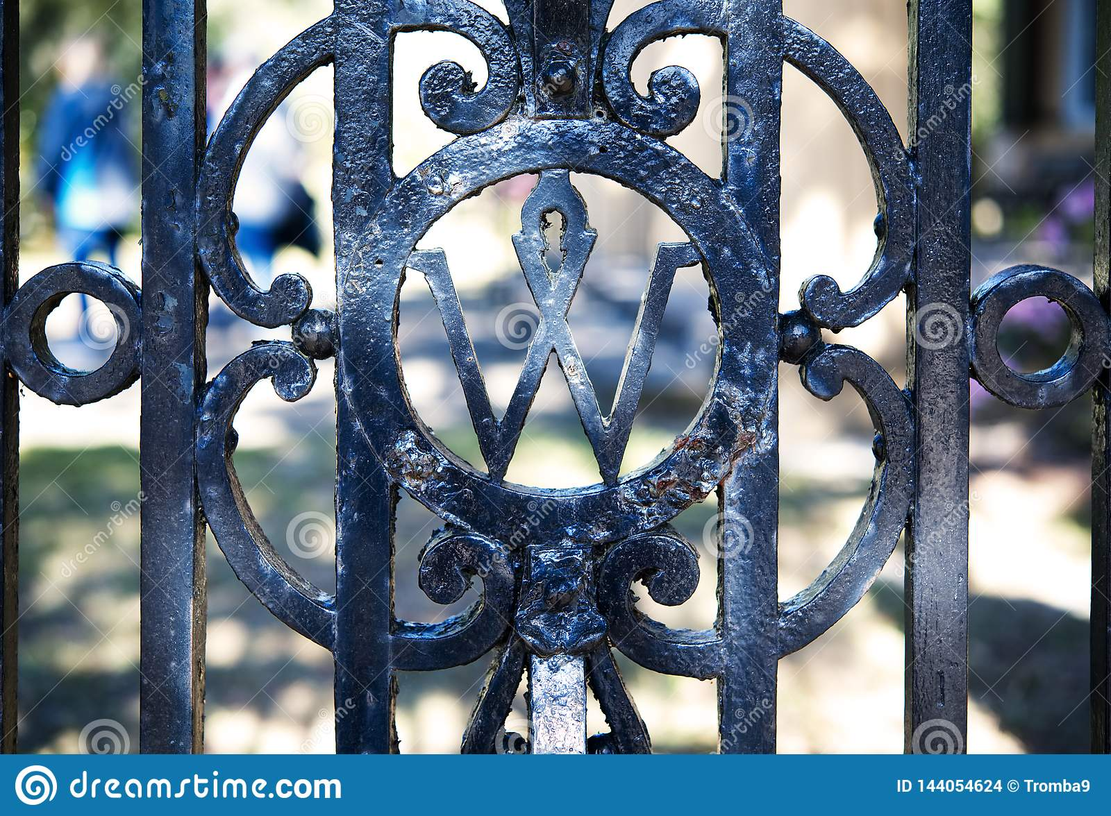 An Old Wrought Iron Gate With A Design Stock Photo Image Of Weathered Design 144054624,Business Graphic Facebook Cover Design