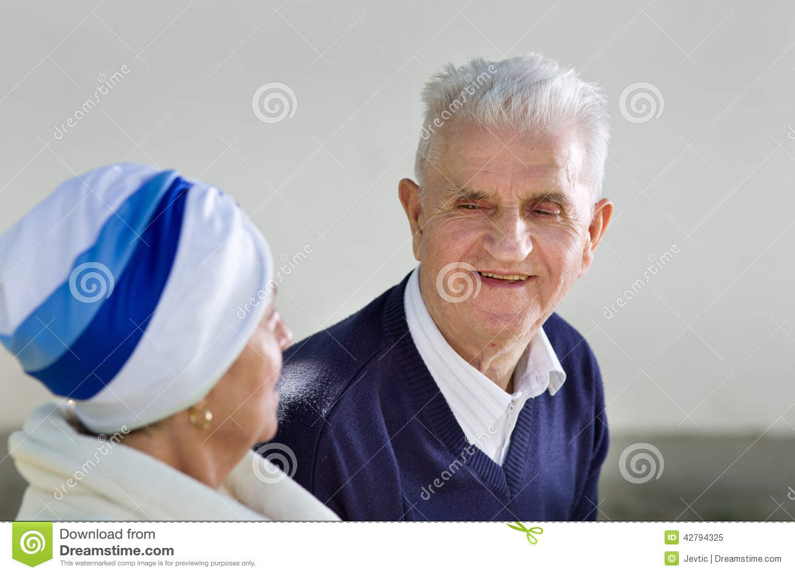 Chat with older men