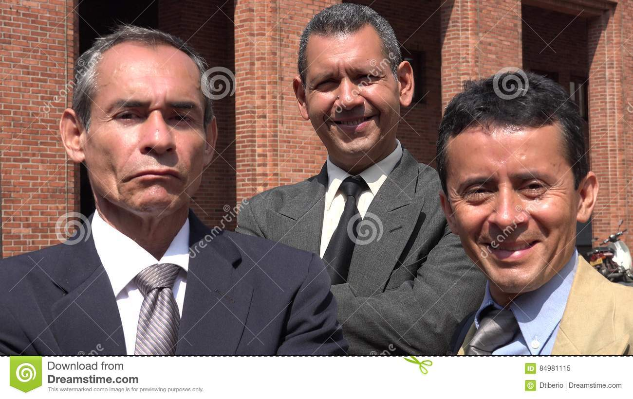Older latin men