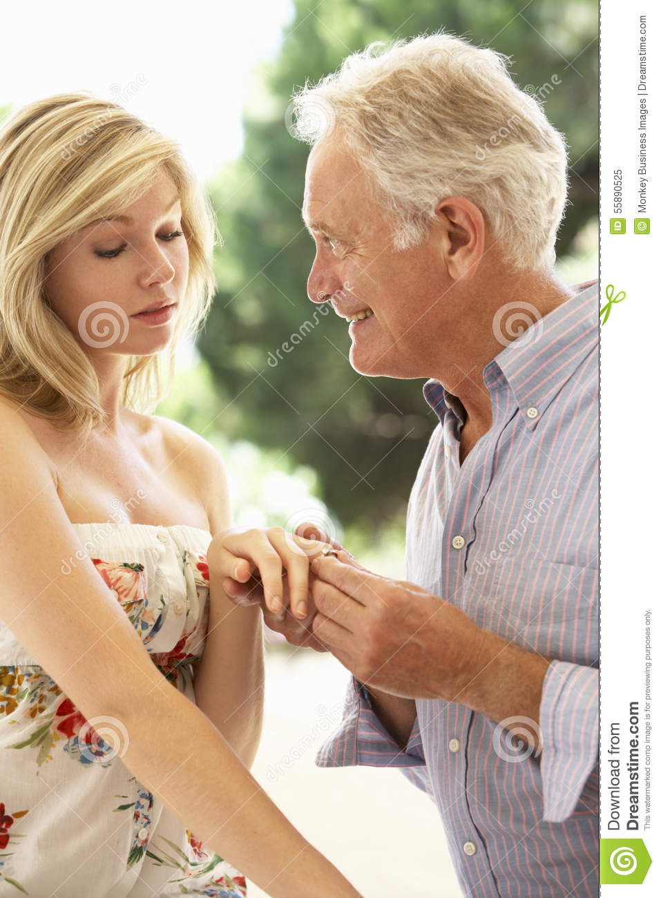 Man dates older woman why younger 9 Reasons