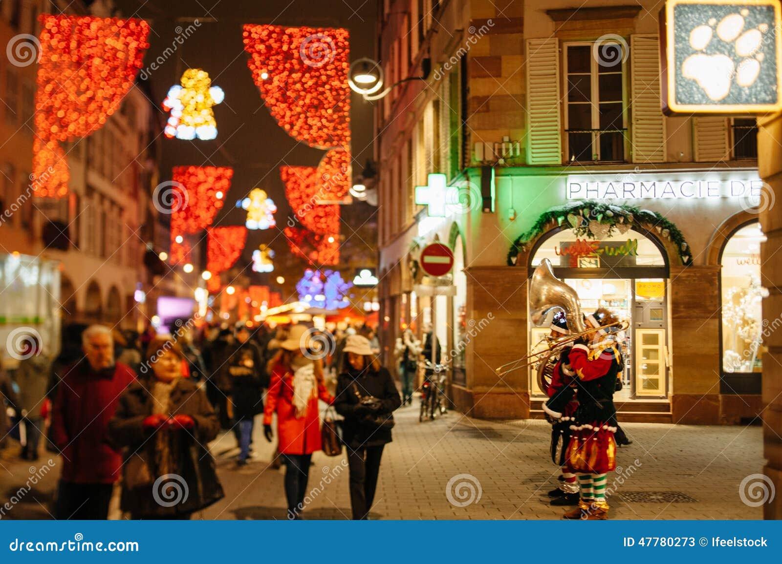 the oldest christmas market in europe strasbourg alsace fran editorial stock photo image. Black Bedroom Furniture Sets. Home Design Ideas