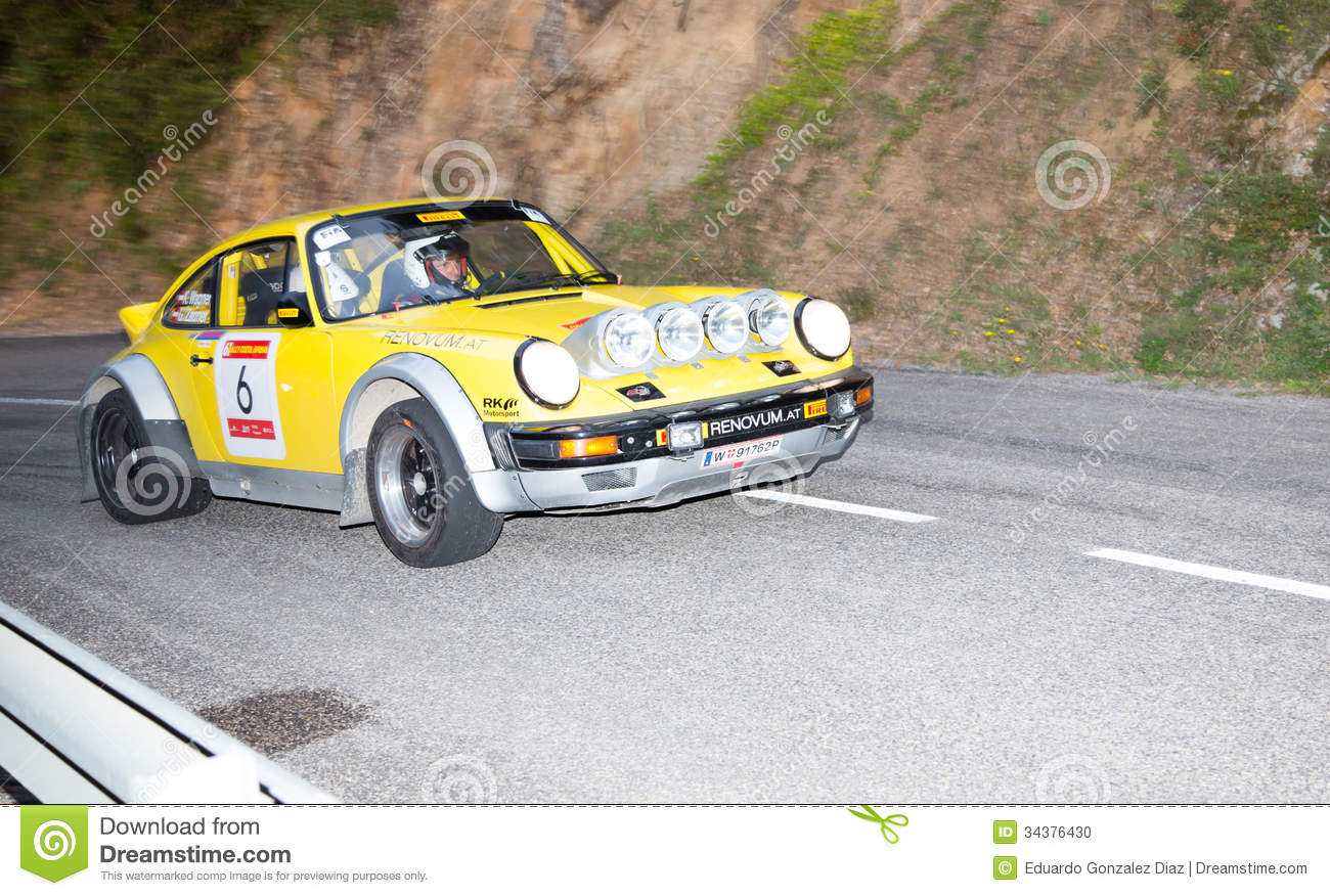 The Oldest Rally In Spain
