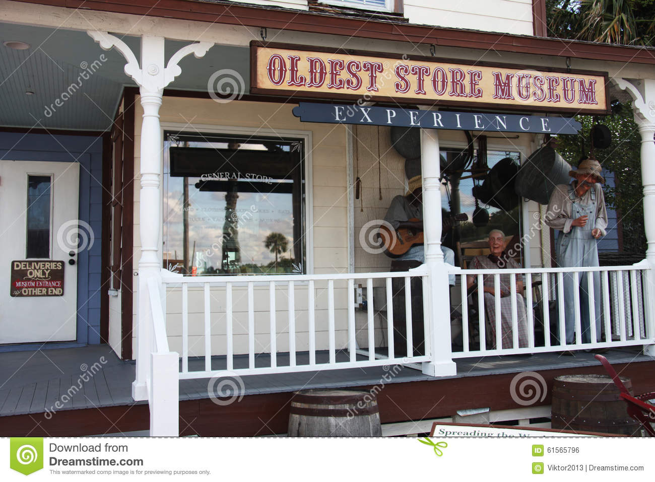 Oldest Store Museum In America Editorial Photo Image - Oldest museums in usa