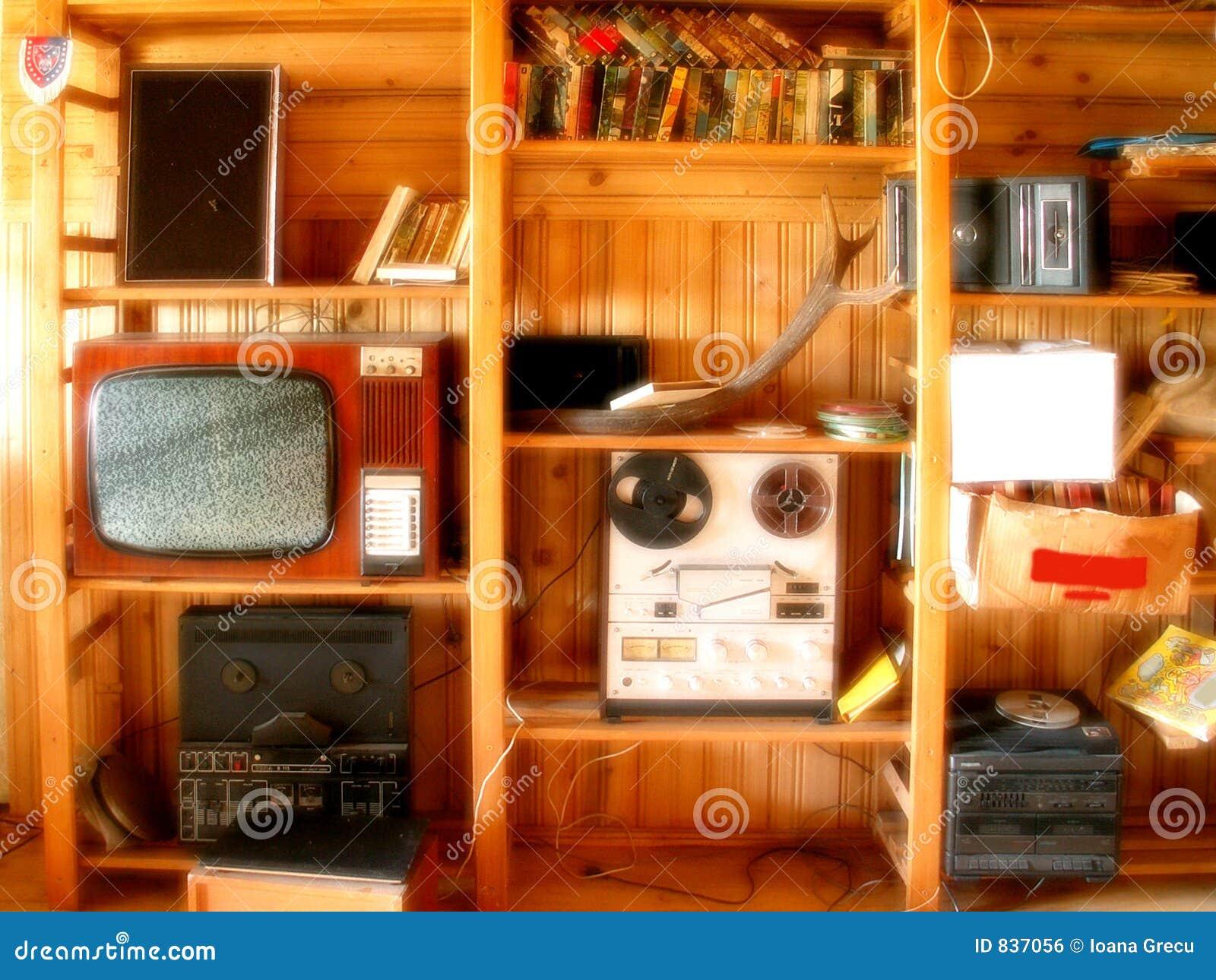 Oldies in the attic