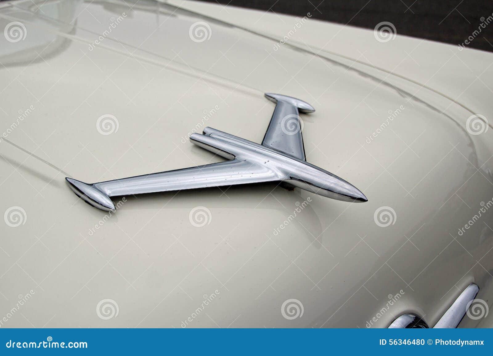 oldsmobile rocket mascot stock photo image of symbol