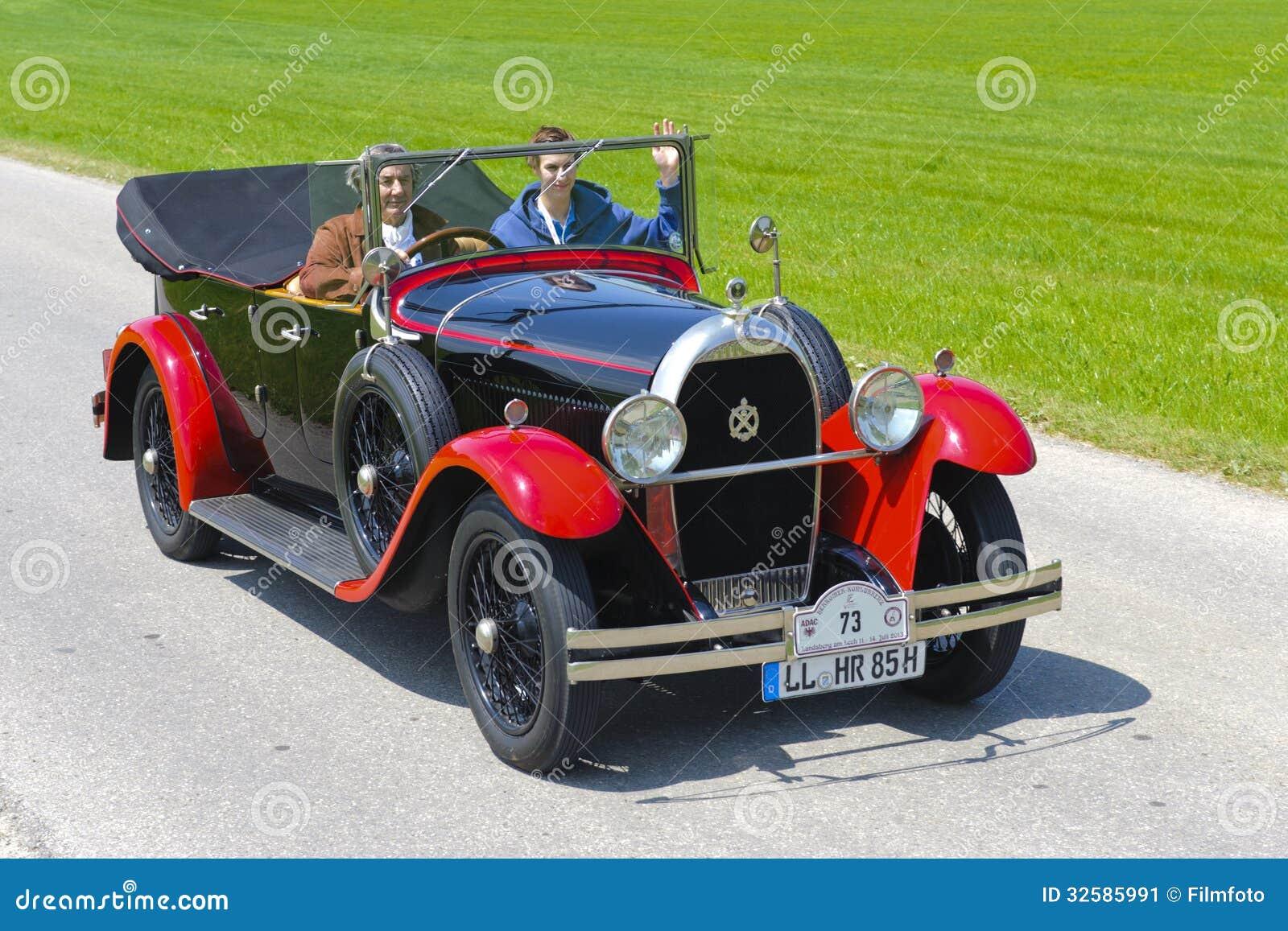 Oldtimer Car Editorial Photo - Image: 32585991