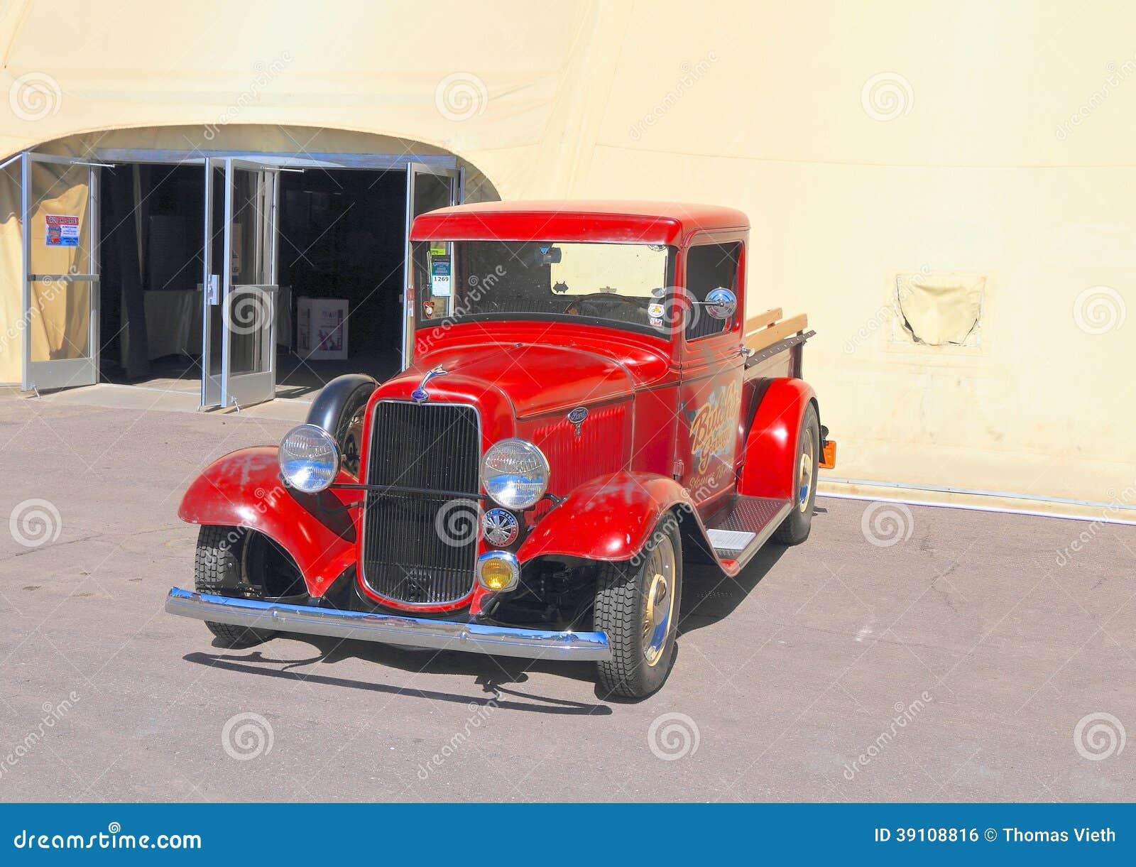 Oldtimer: 1934 Ford Truck