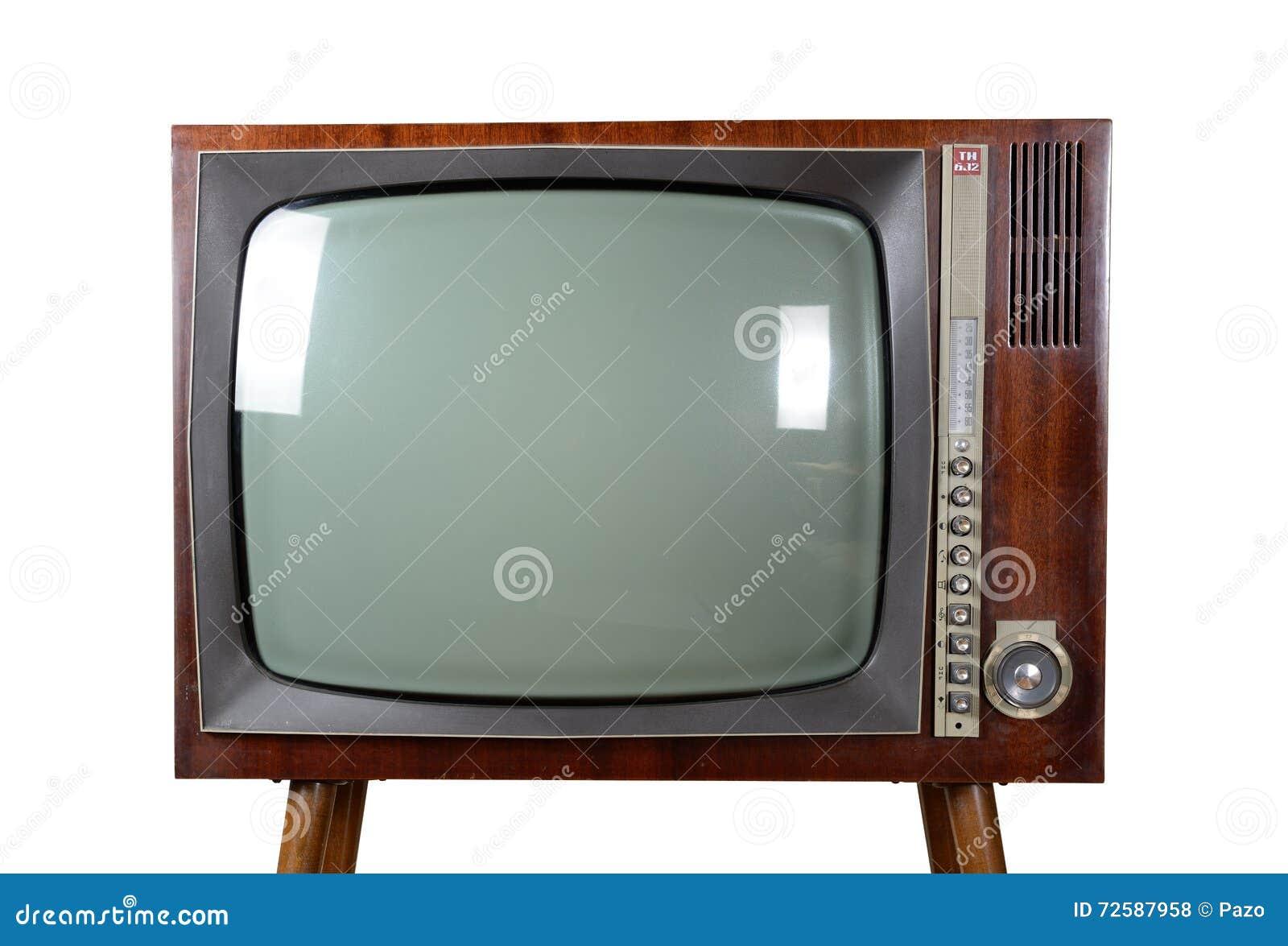 oldtimer tv editorial stock photo image 72587958. Black Bedroom Furniture Sets. Home Design Ideas