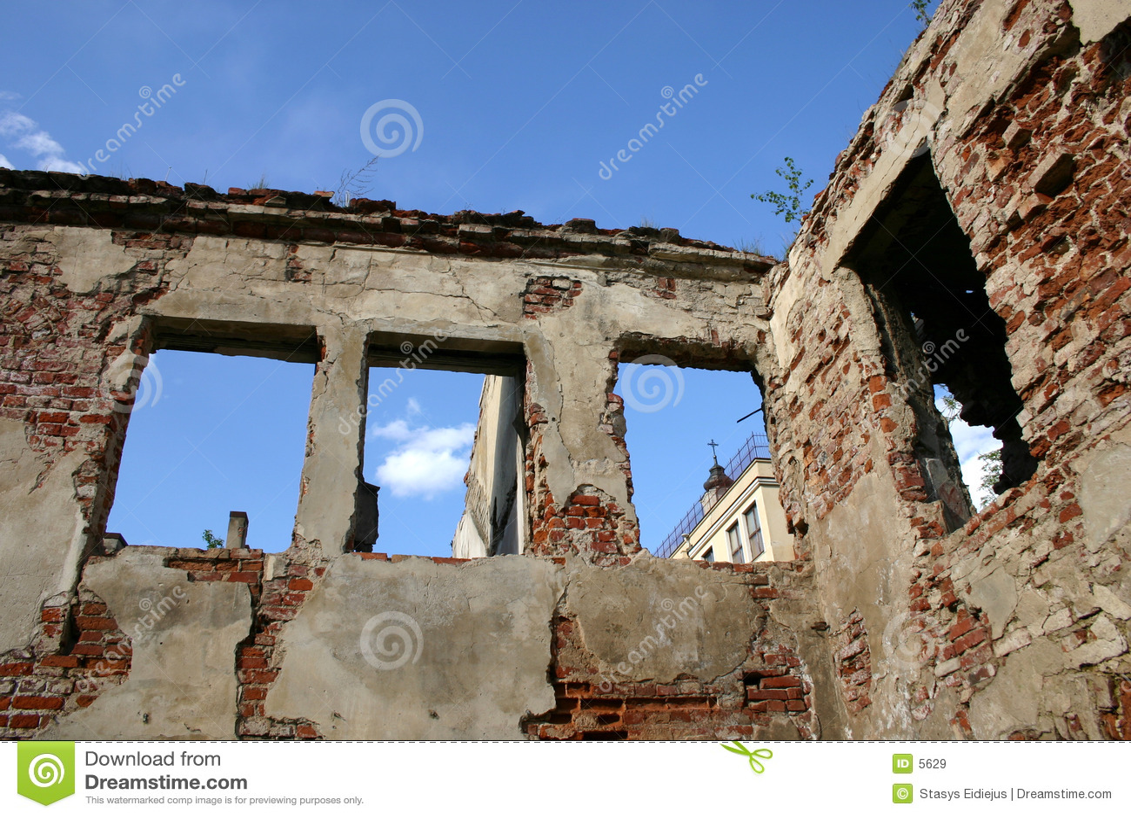 Oldtown ερείπια