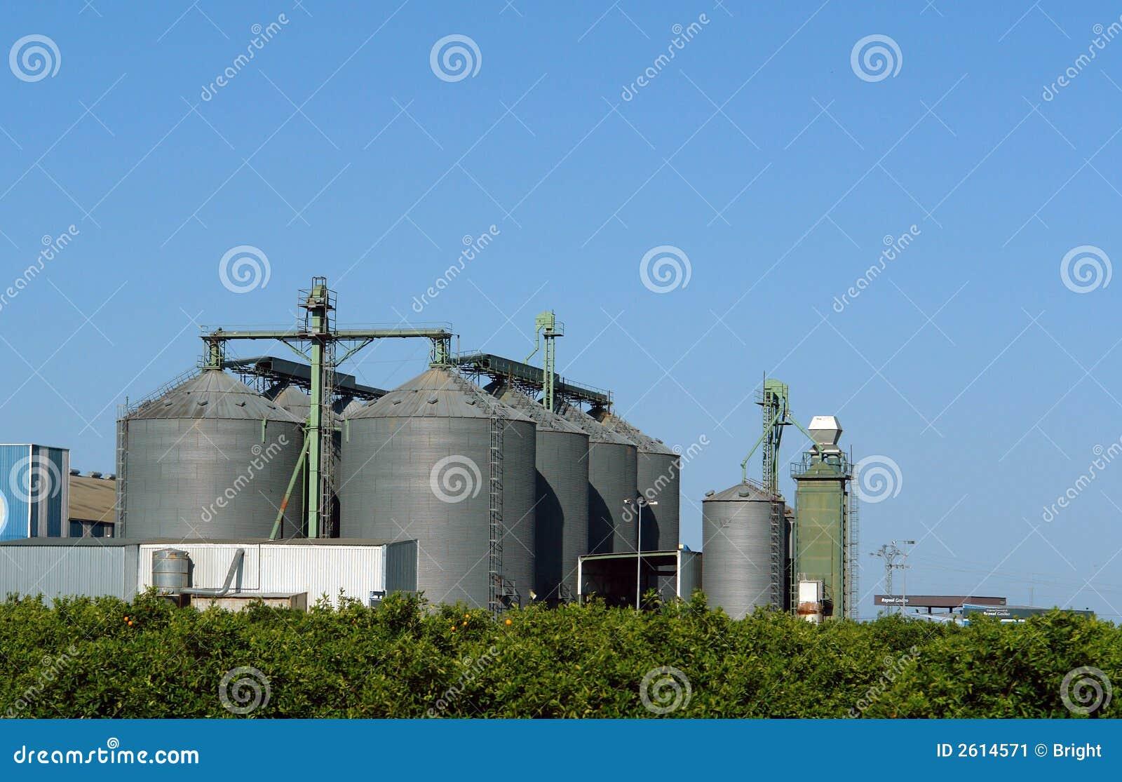 Olej przemysłu