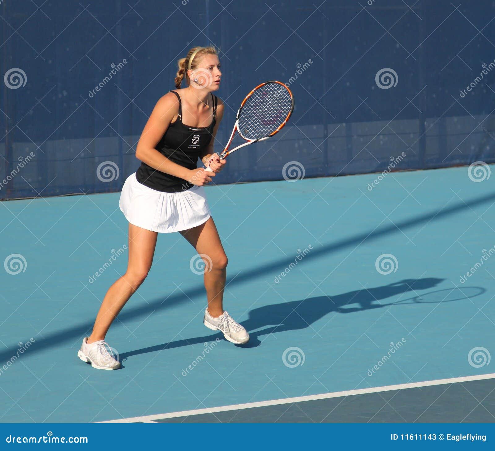 Olga Govortsova (BLR), jogador de ténis profissional