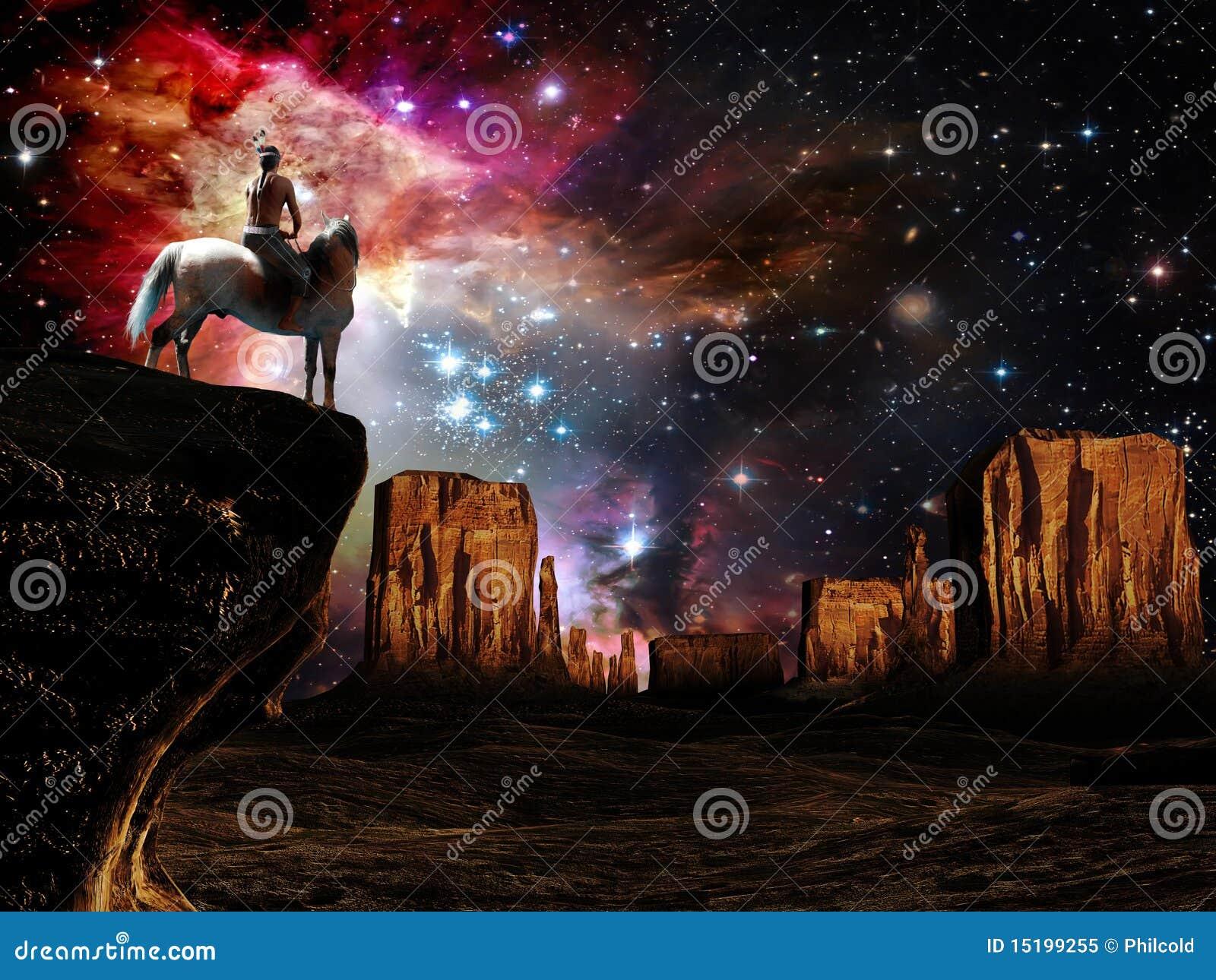 Olhando o universo