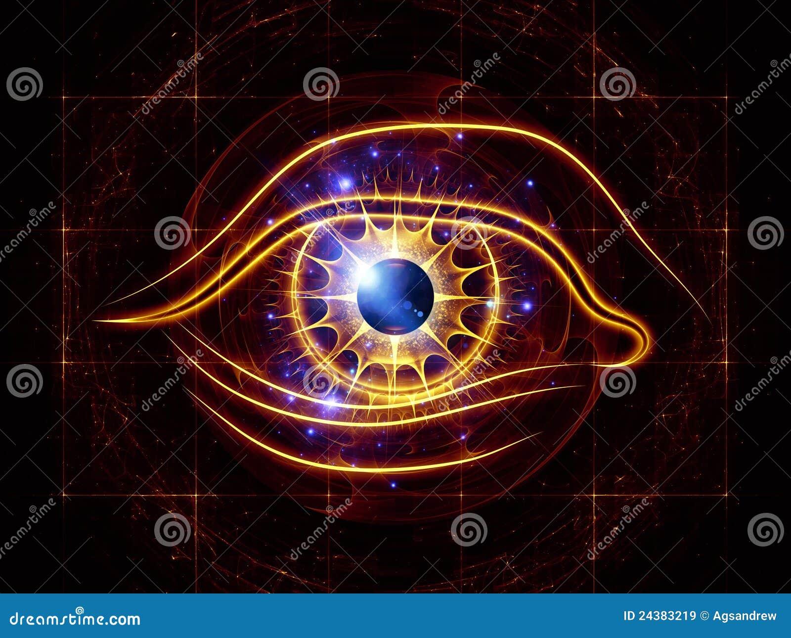 Olho da inteligência artificial