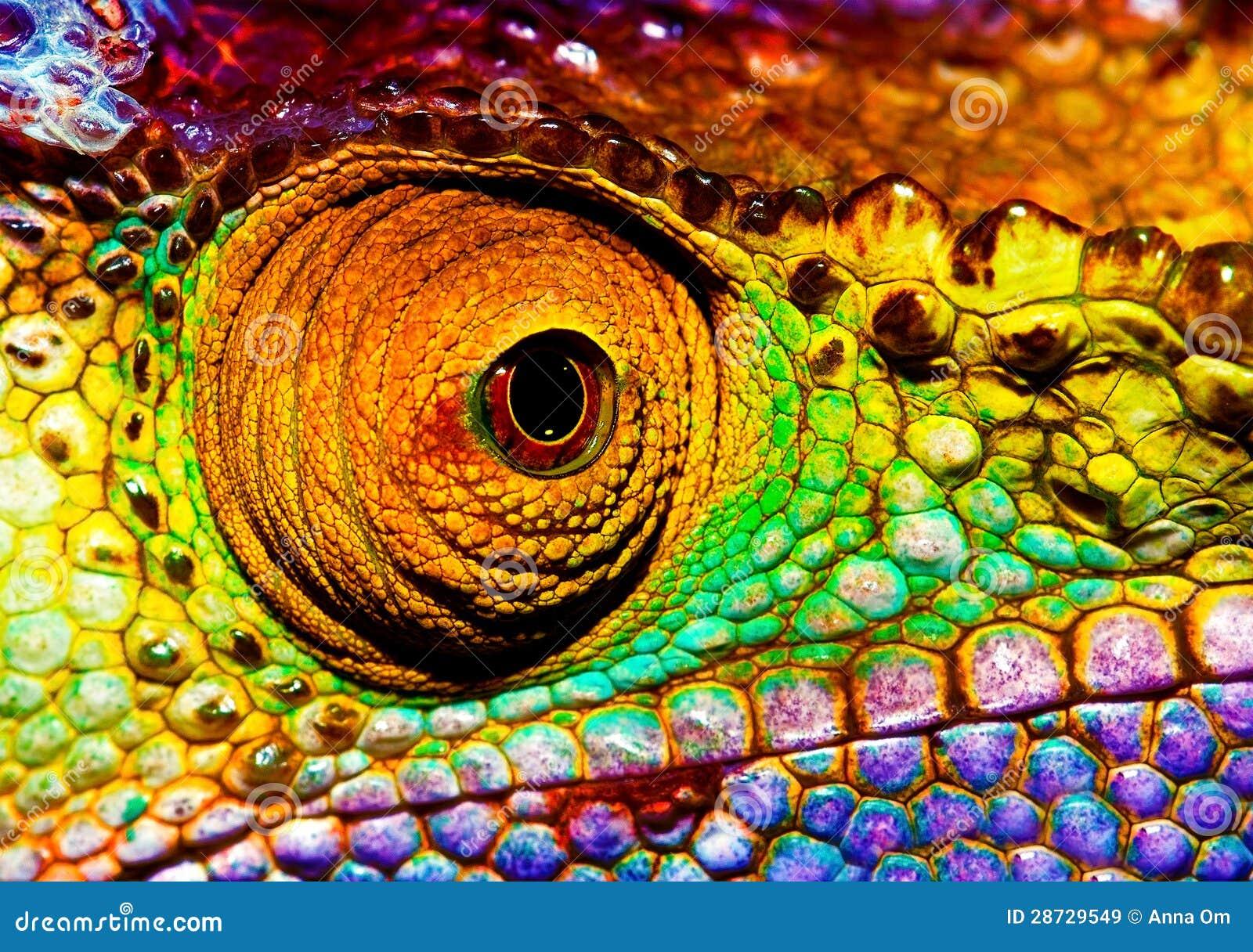 Olho do Reptilian