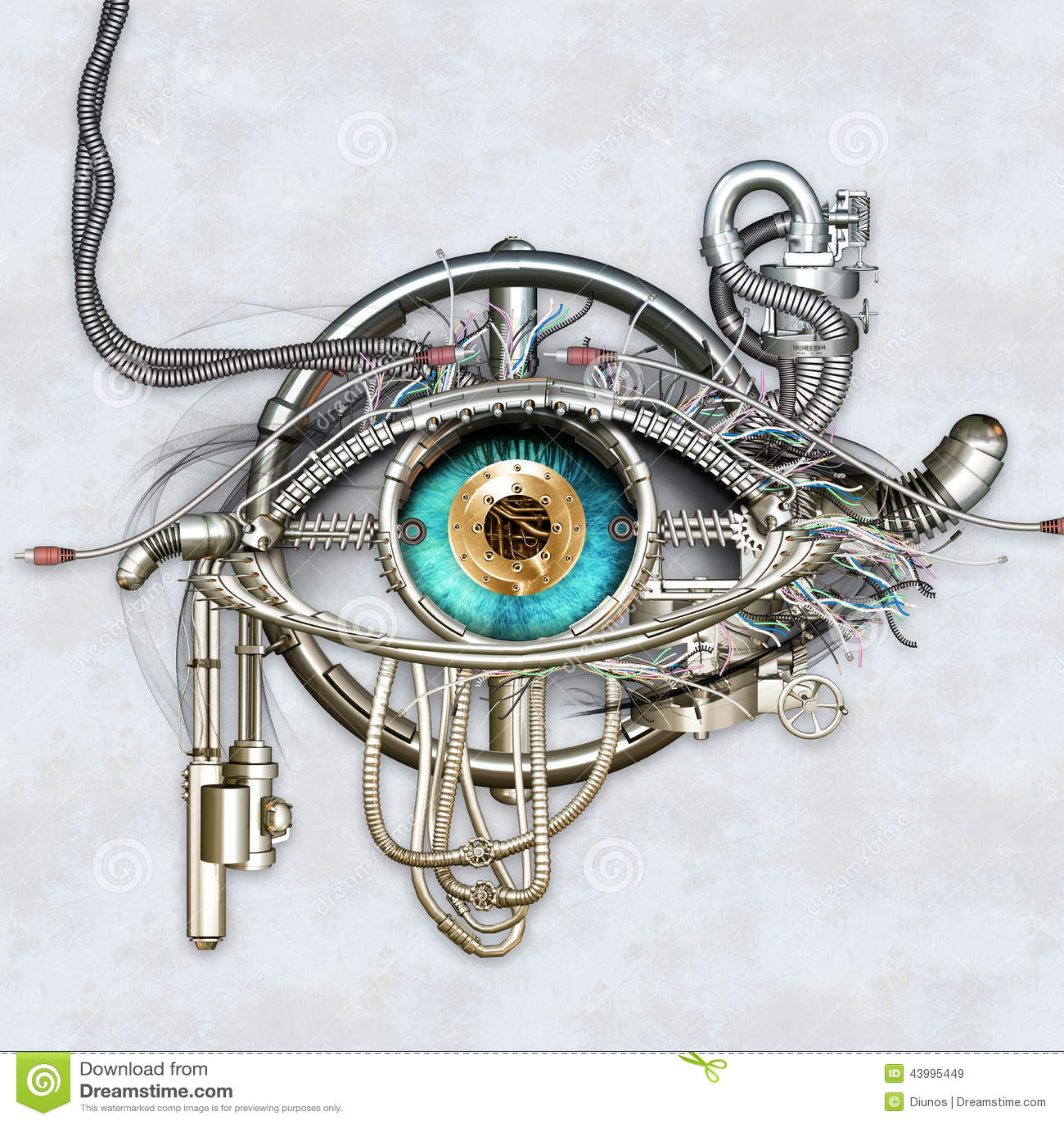 Olho mecânico
