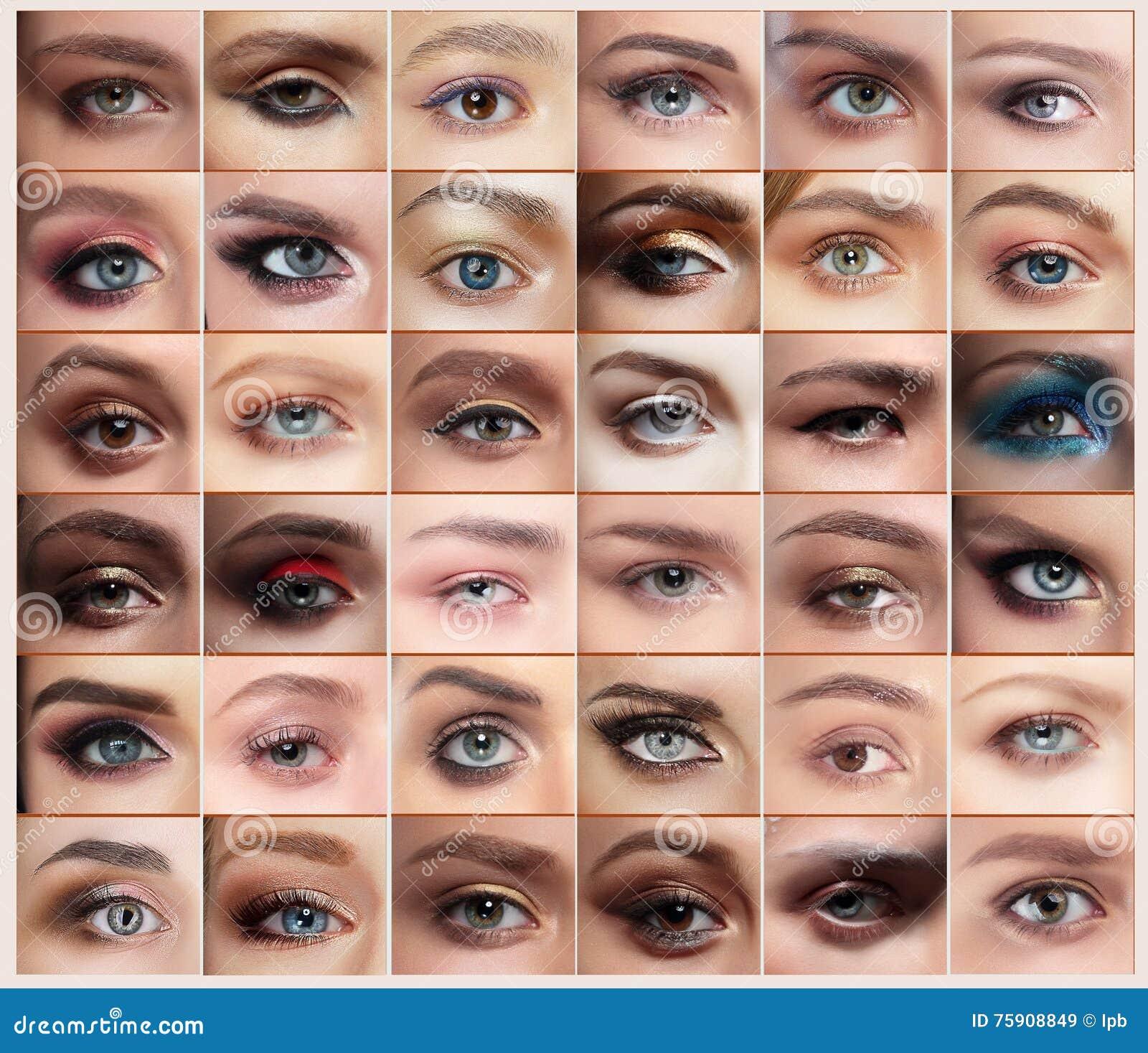Olhos ajustados