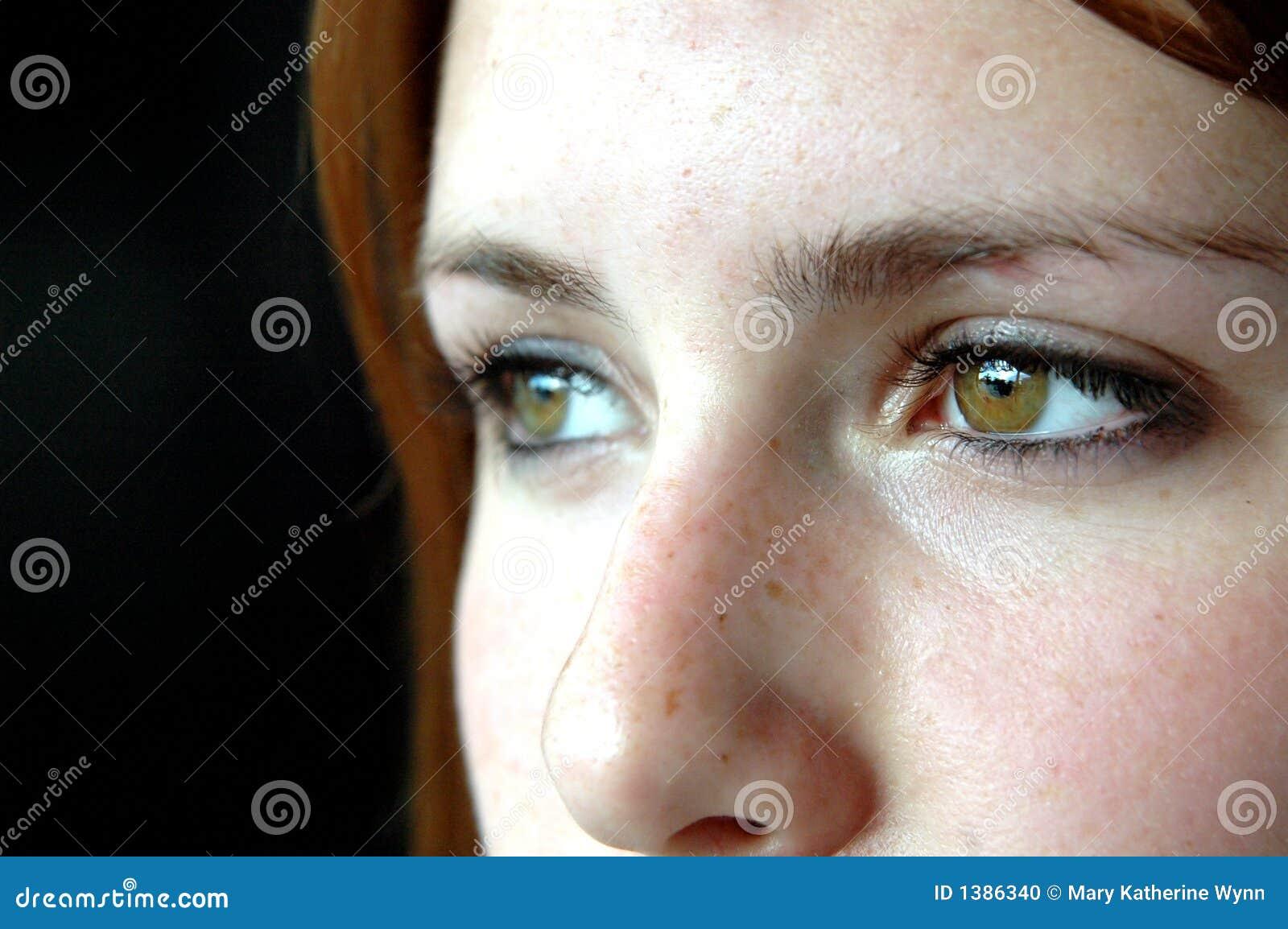 Olhos de Brown