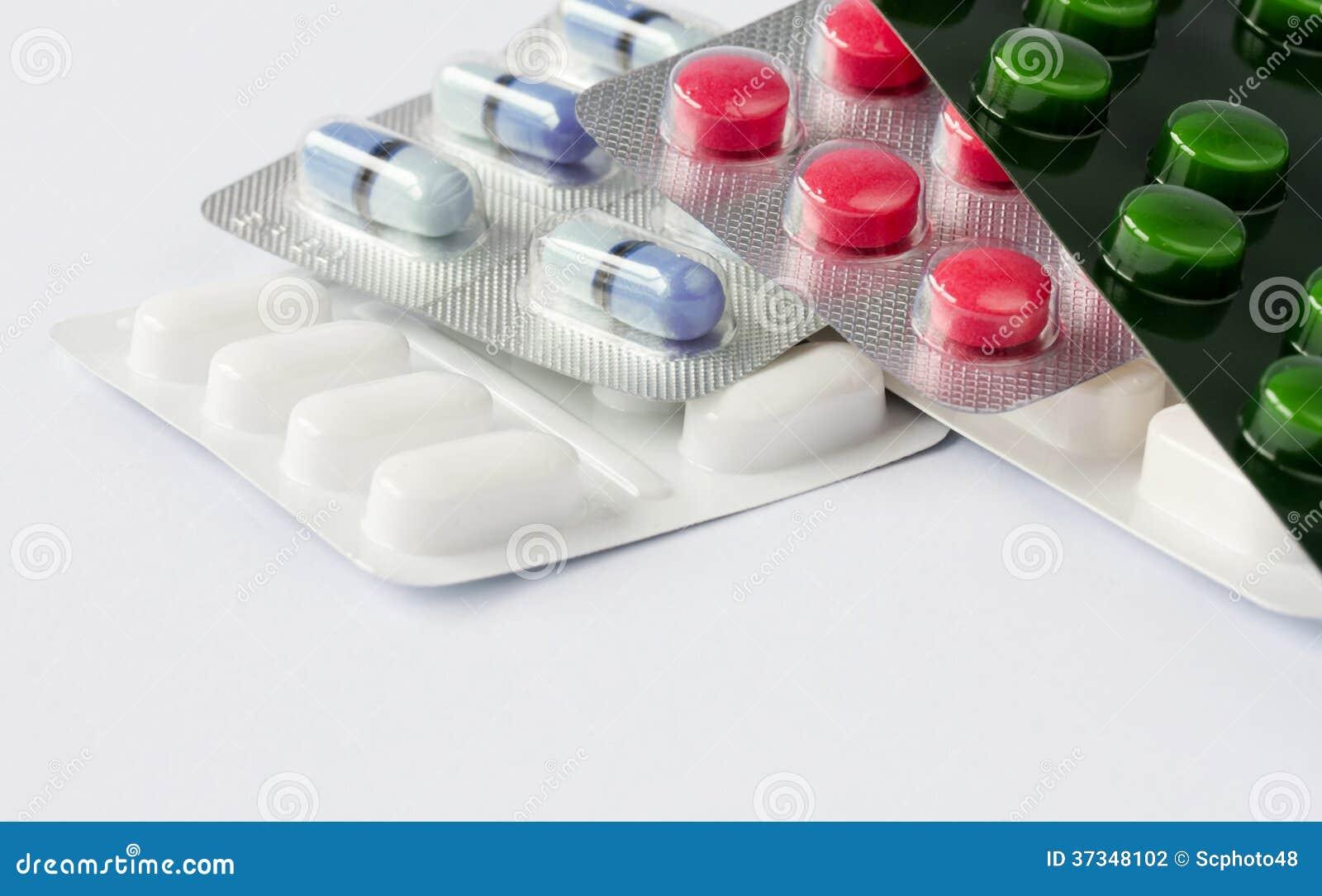 Olika droger