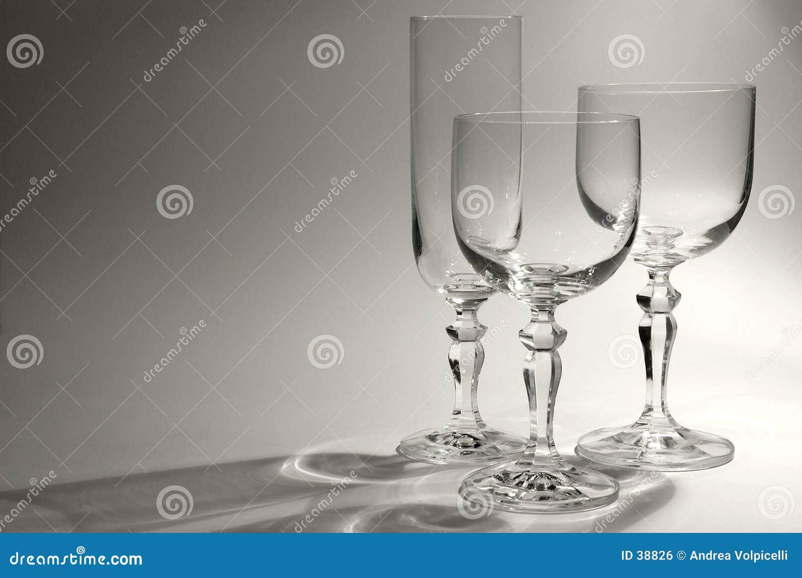 Olika exponeringsglas