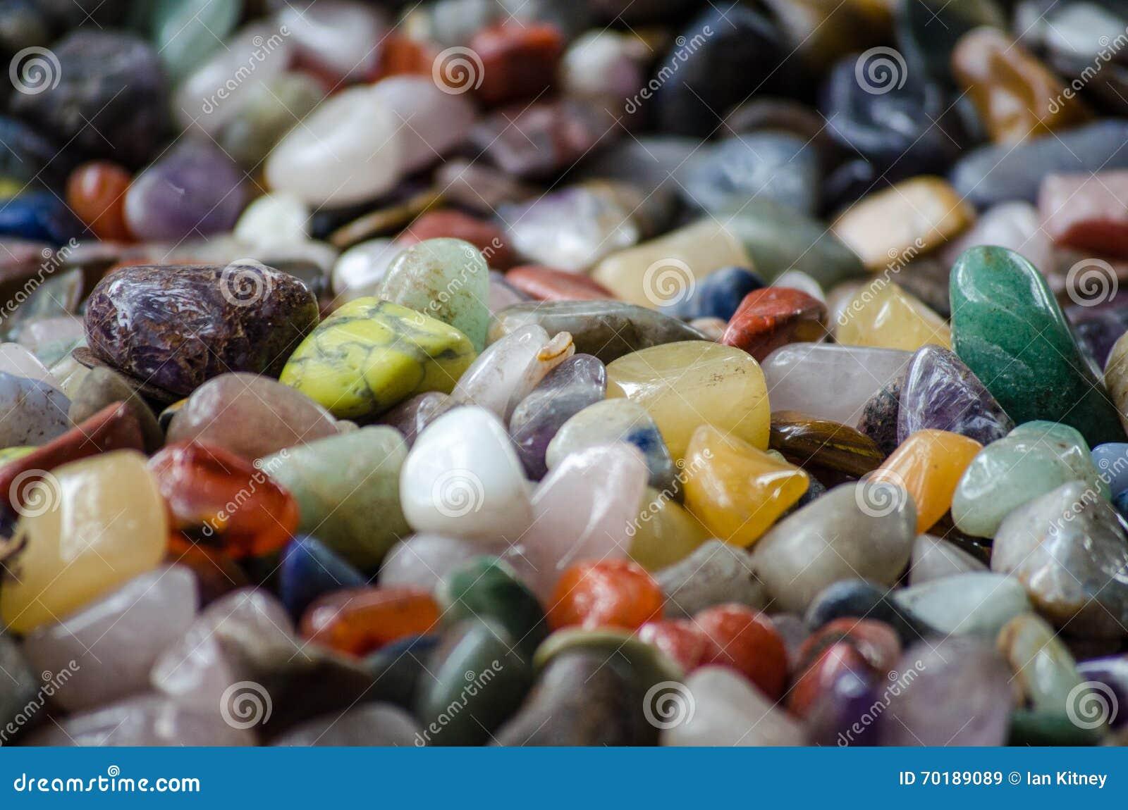 Olika gemstones