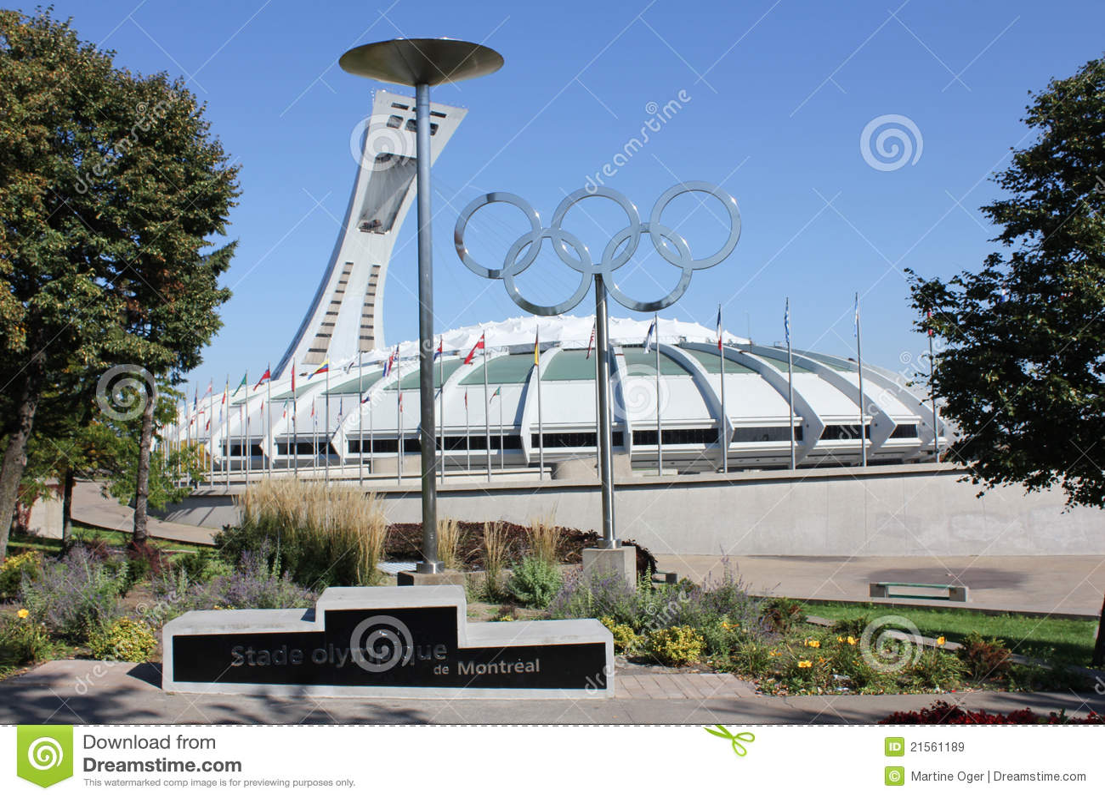 Olimpijski Montreal stadium