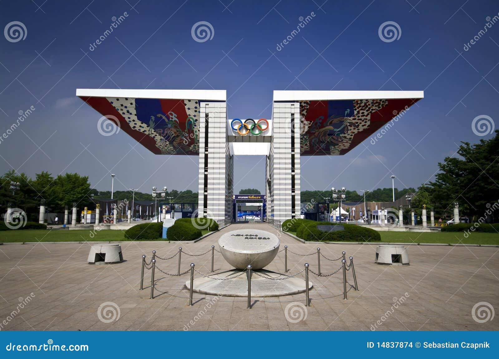 Olimpijski parkowy Seoul