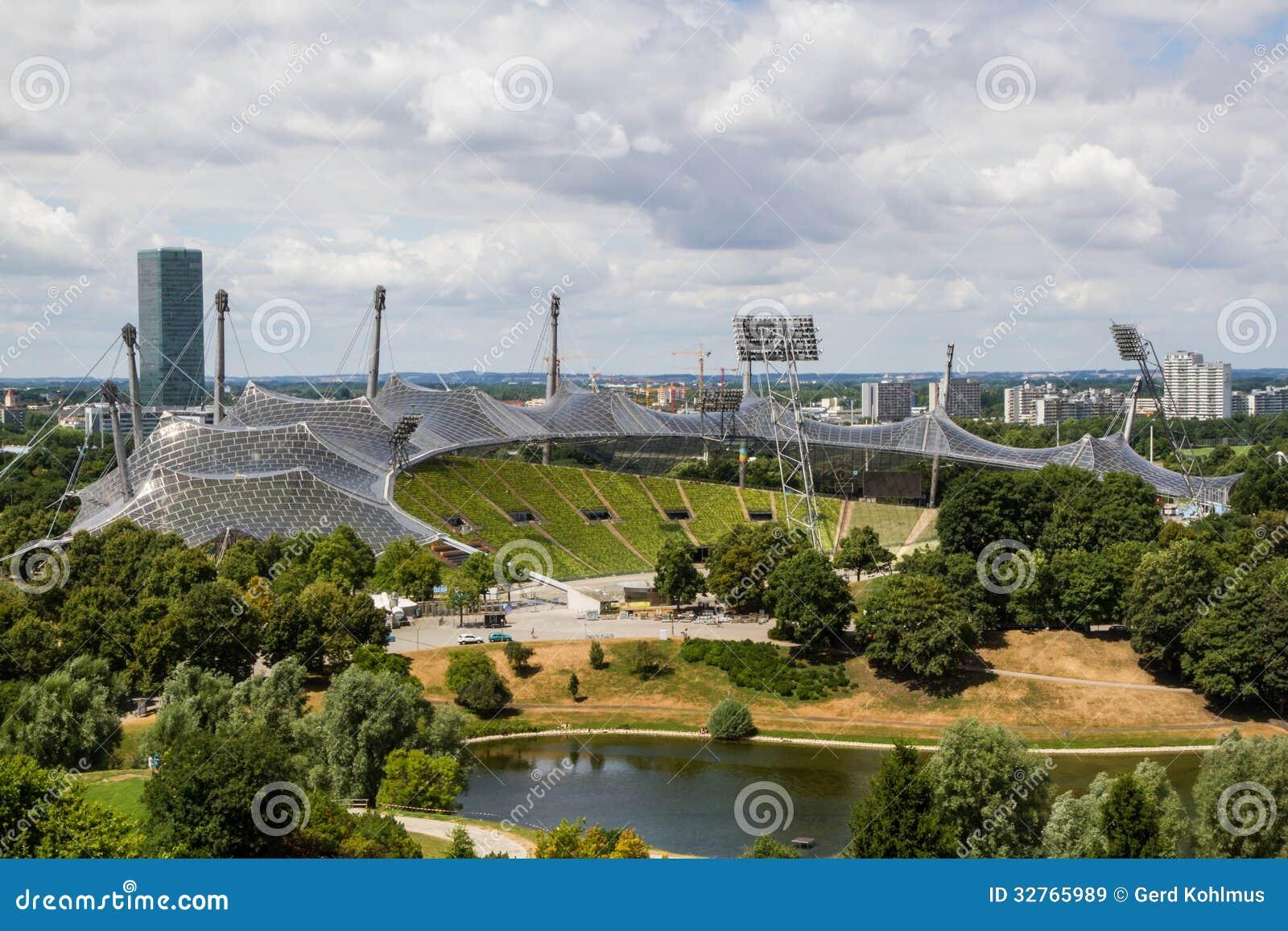 Olimpijski stadium Monachium