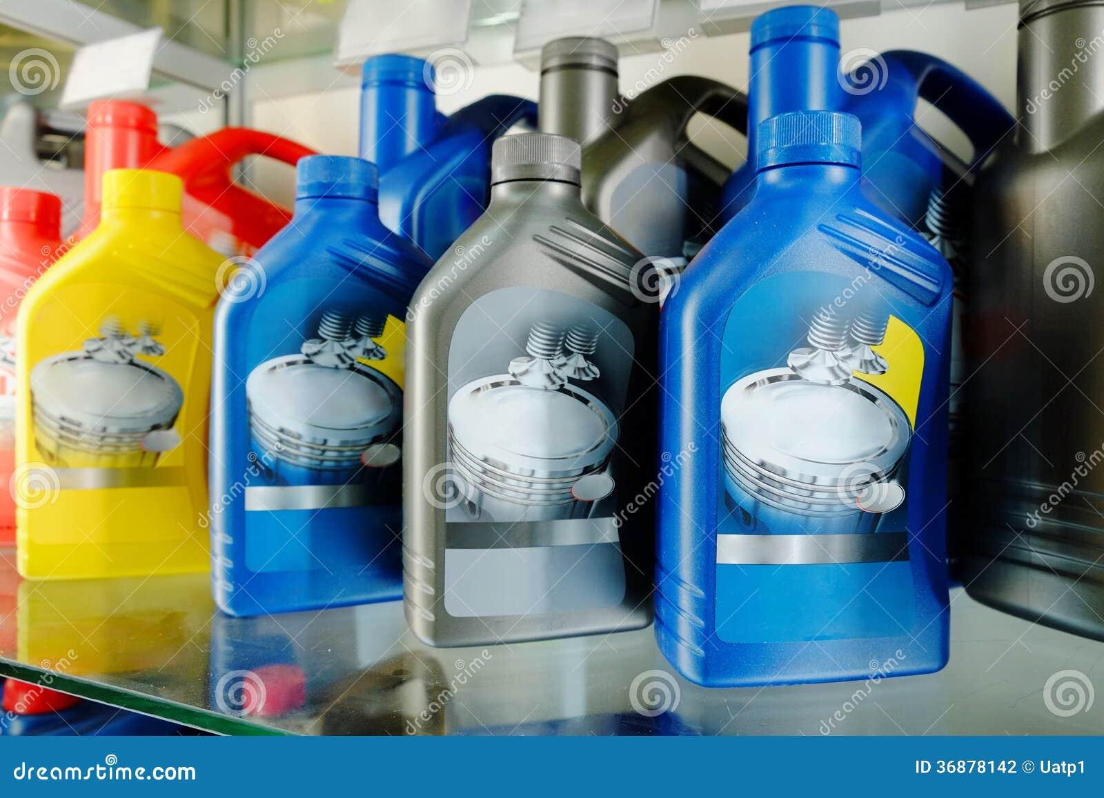 Download Olio in bottiglie fotografia stock. Immagine di figura - 36878142