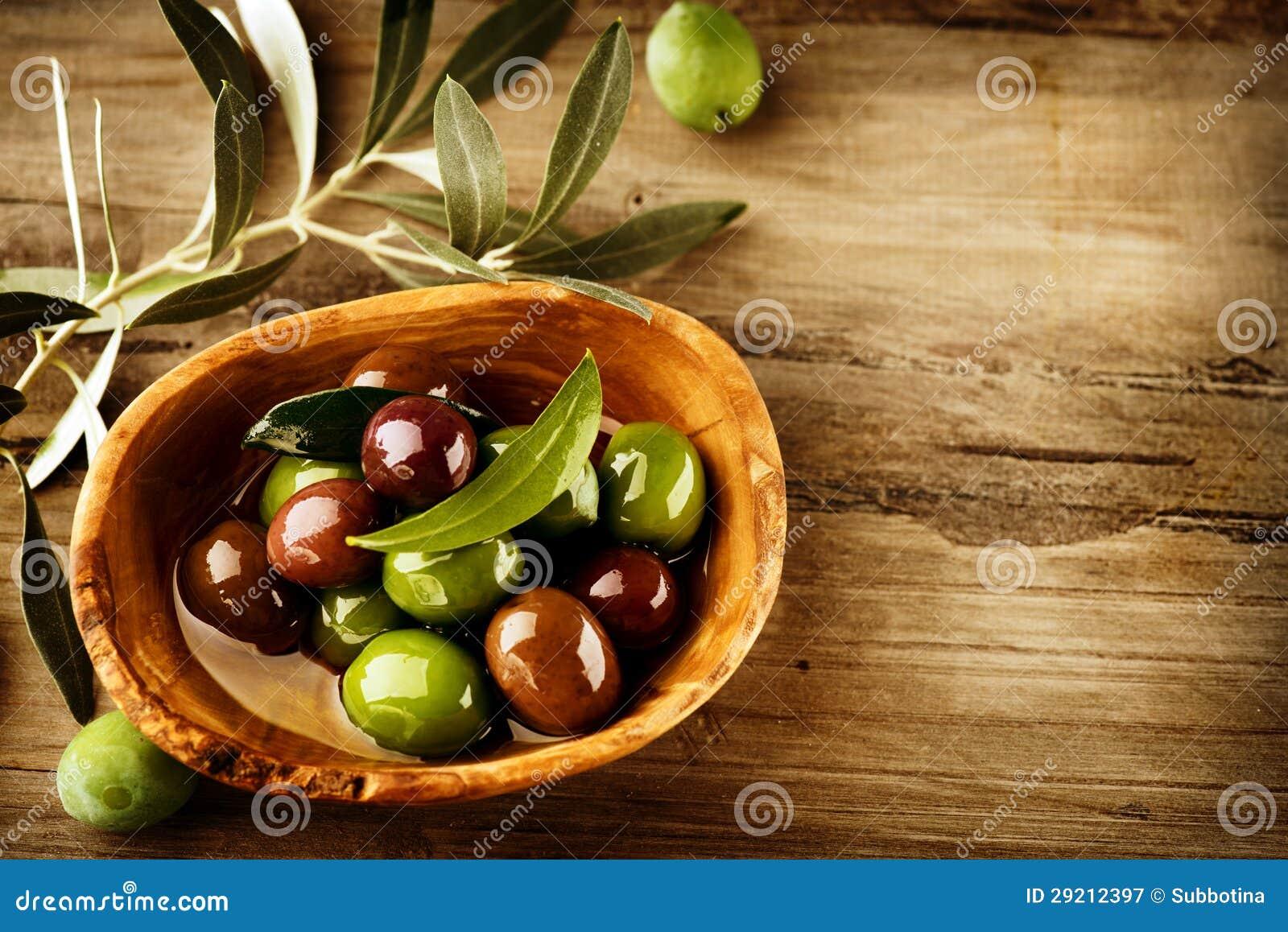 Oliv och olivolja