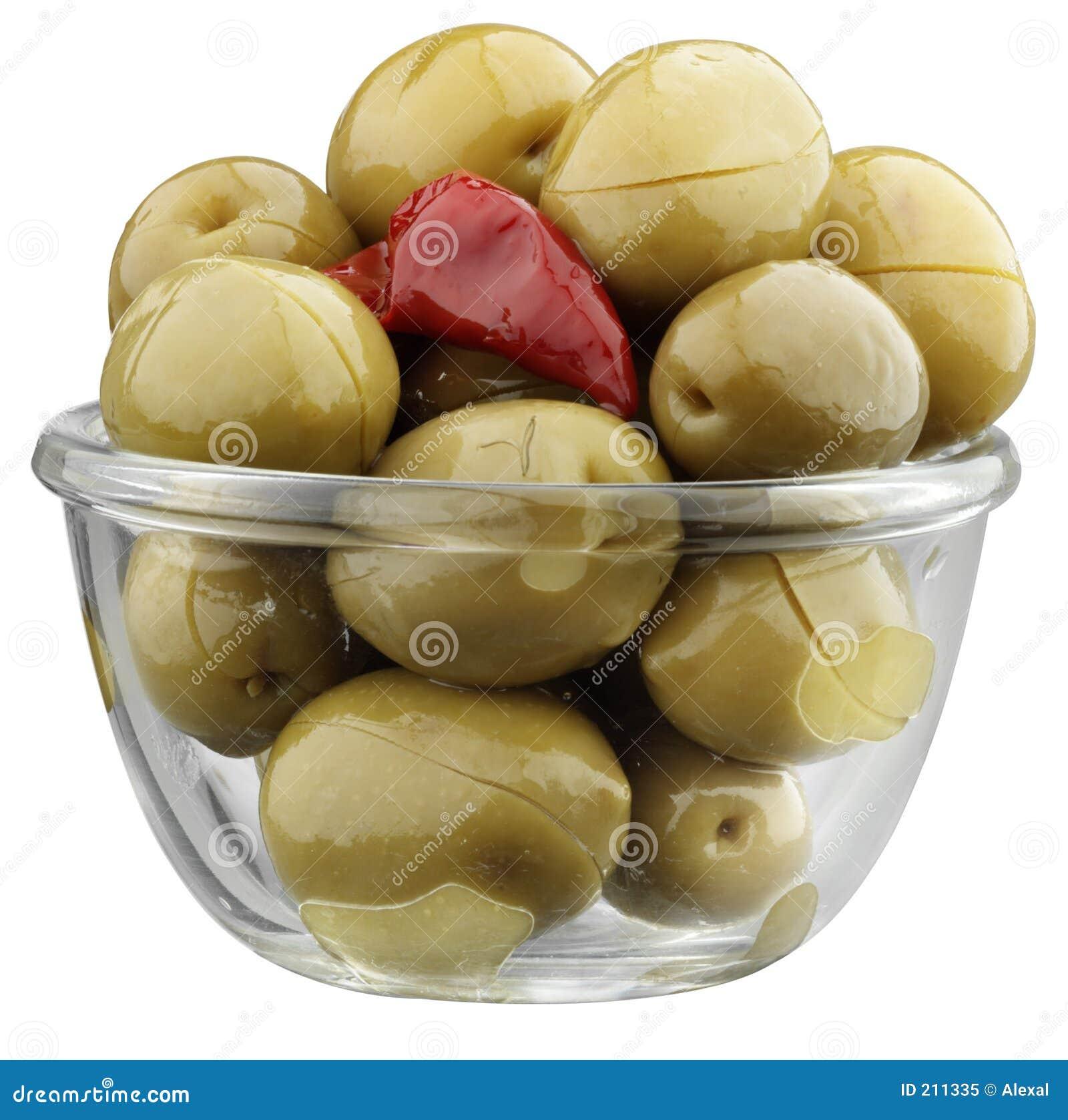 Olive con pepe