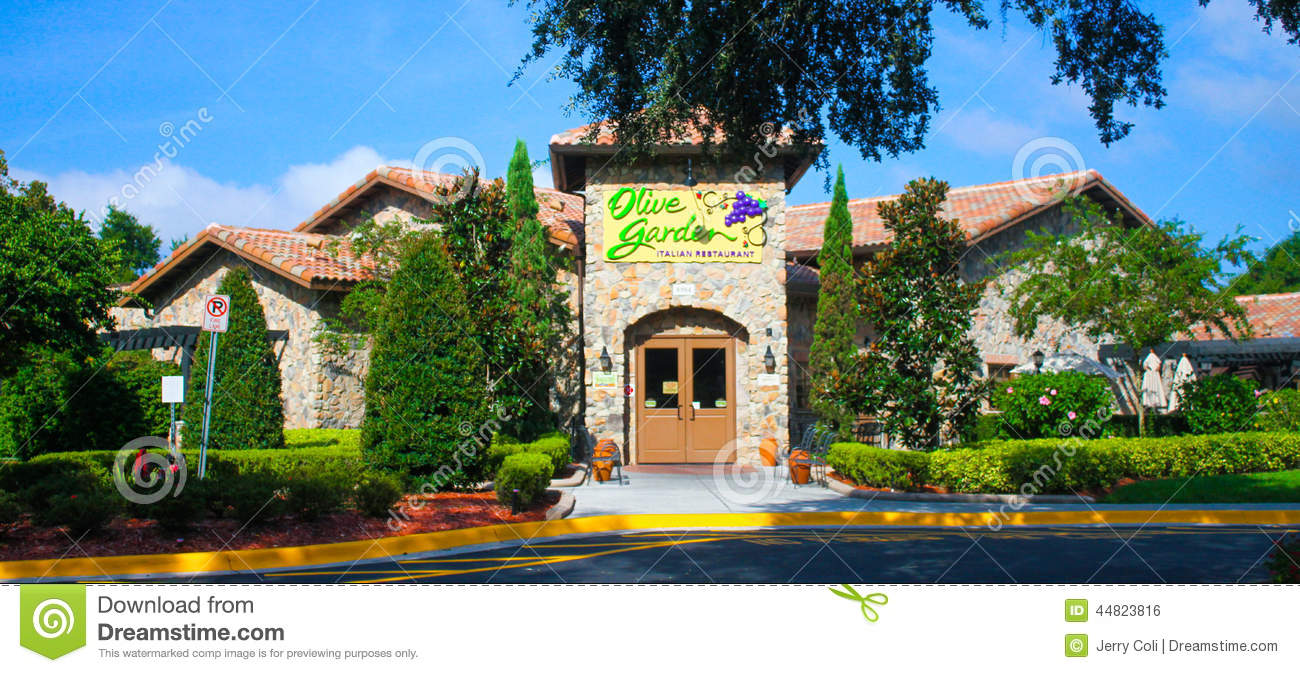 Olive Garden International Drive Orlando Florida