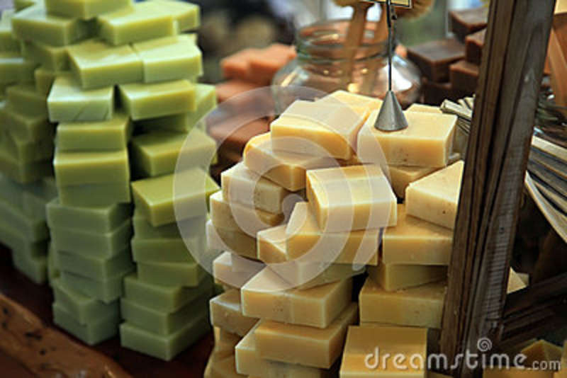 Olive Oil Soap Bars