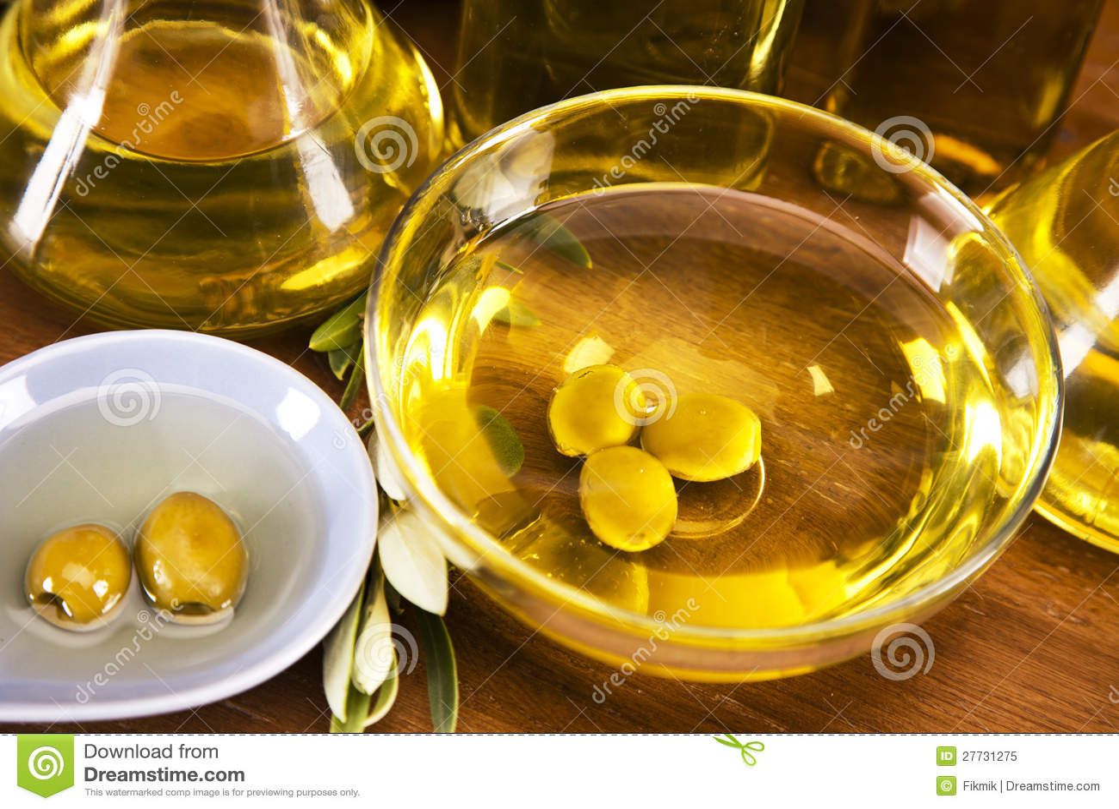 Olivennahaufnahme