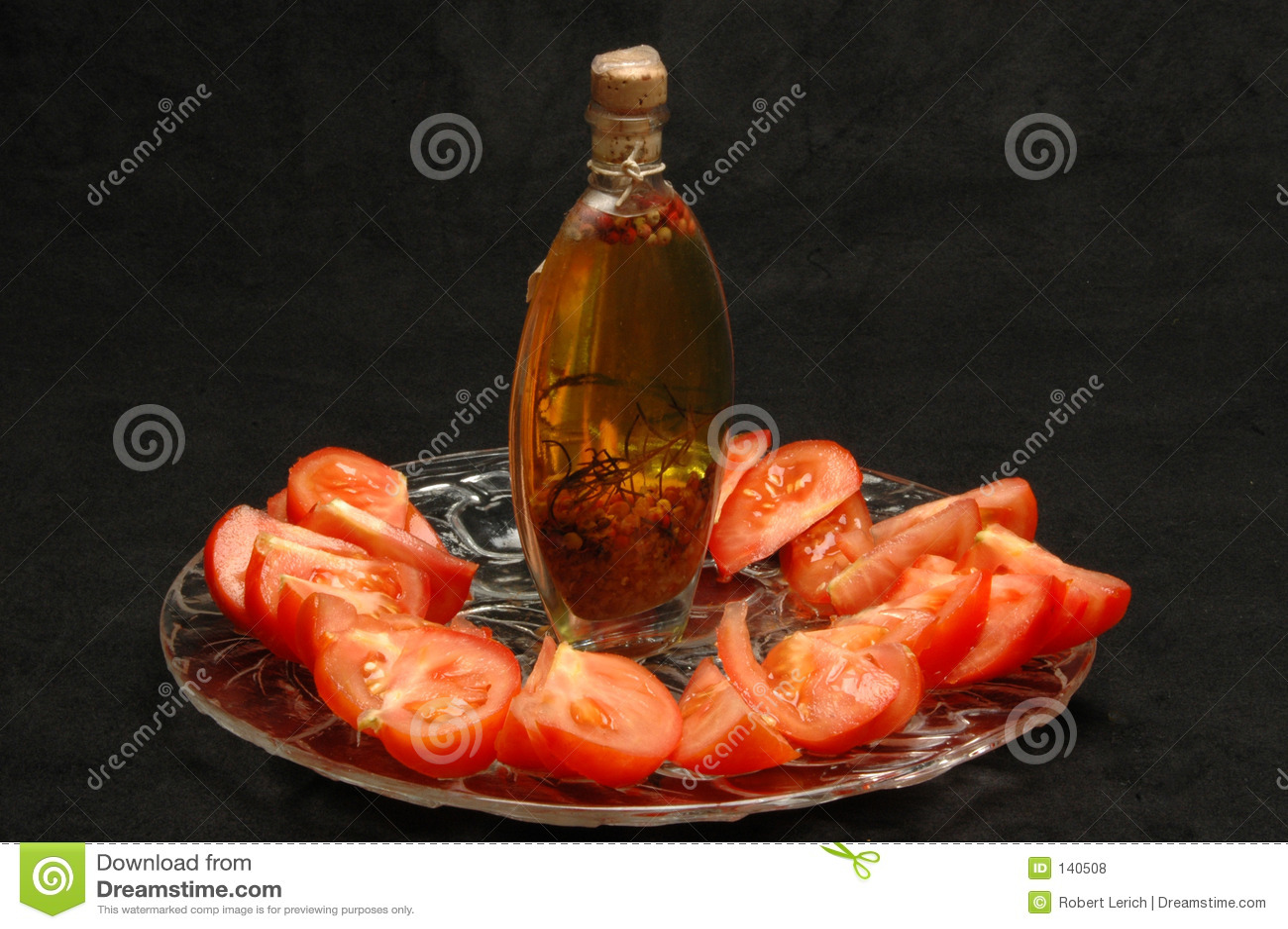 Oliwek z pomidorów