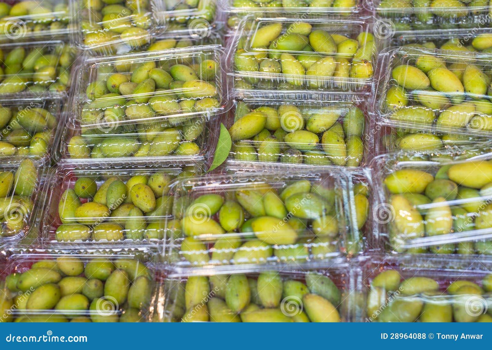 Oliwna owoc