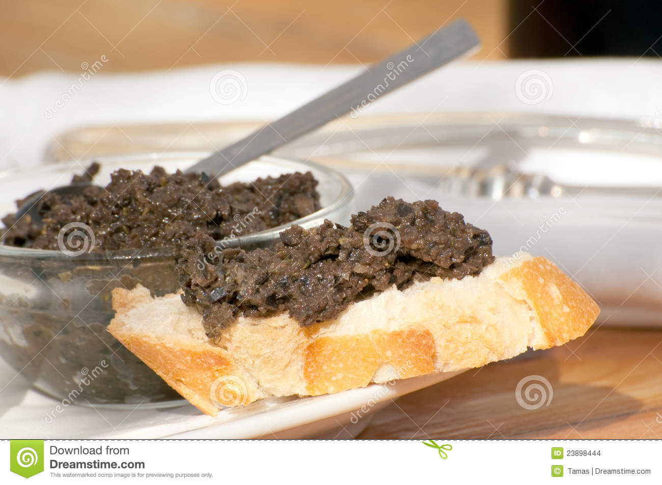 Oliwny tapenade