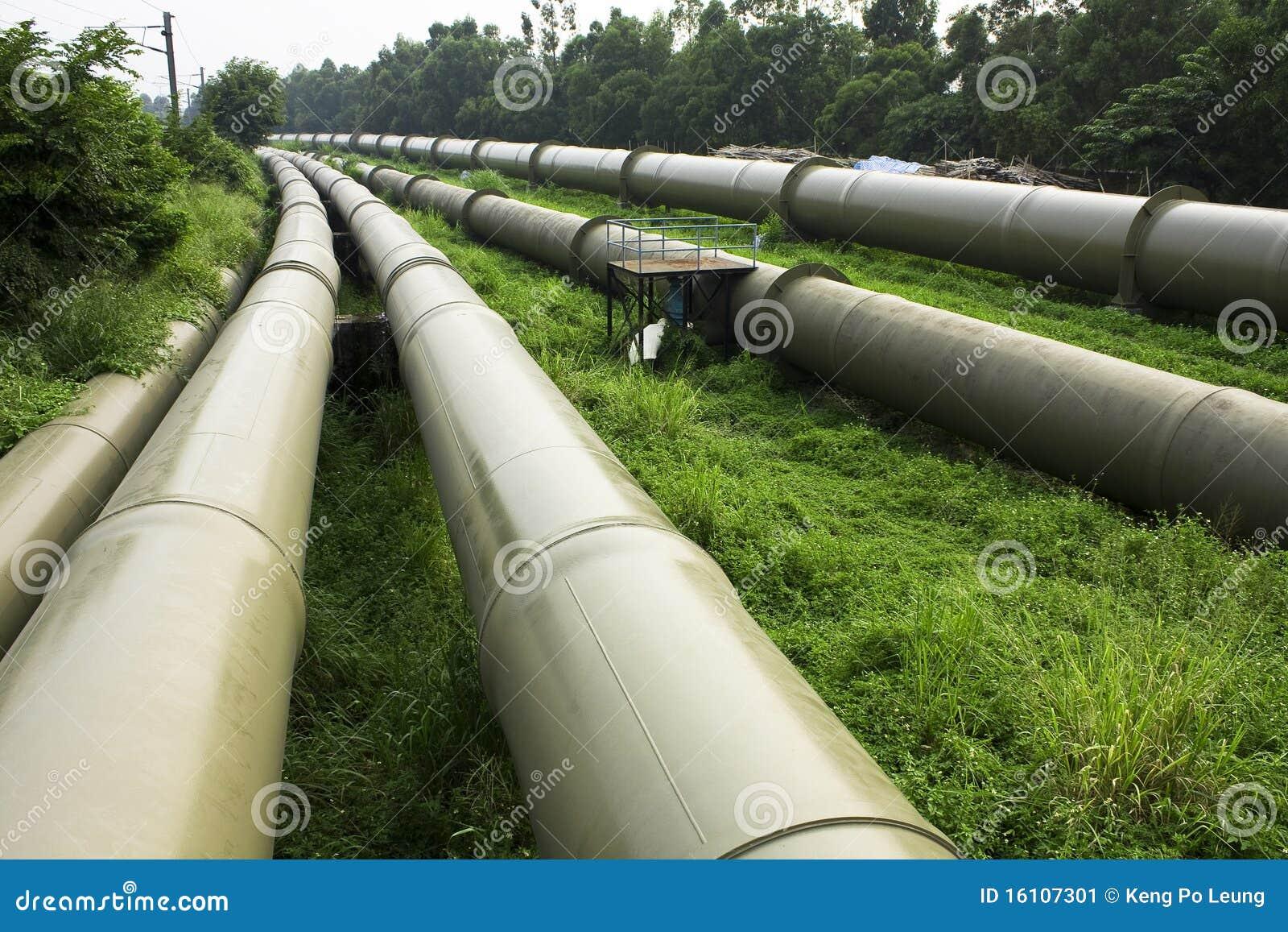 Olja för gasindustri