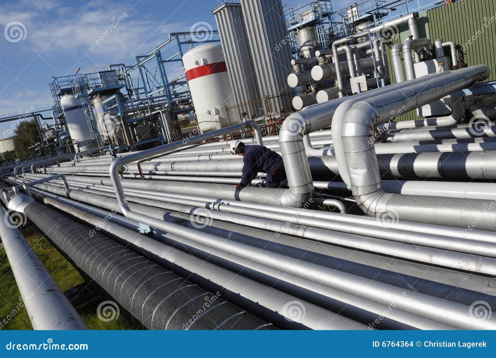 Olja för teknikerbränslegas