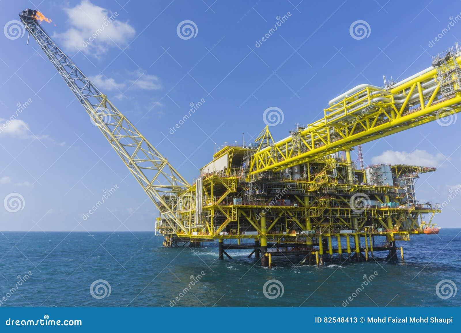Olja och gasar