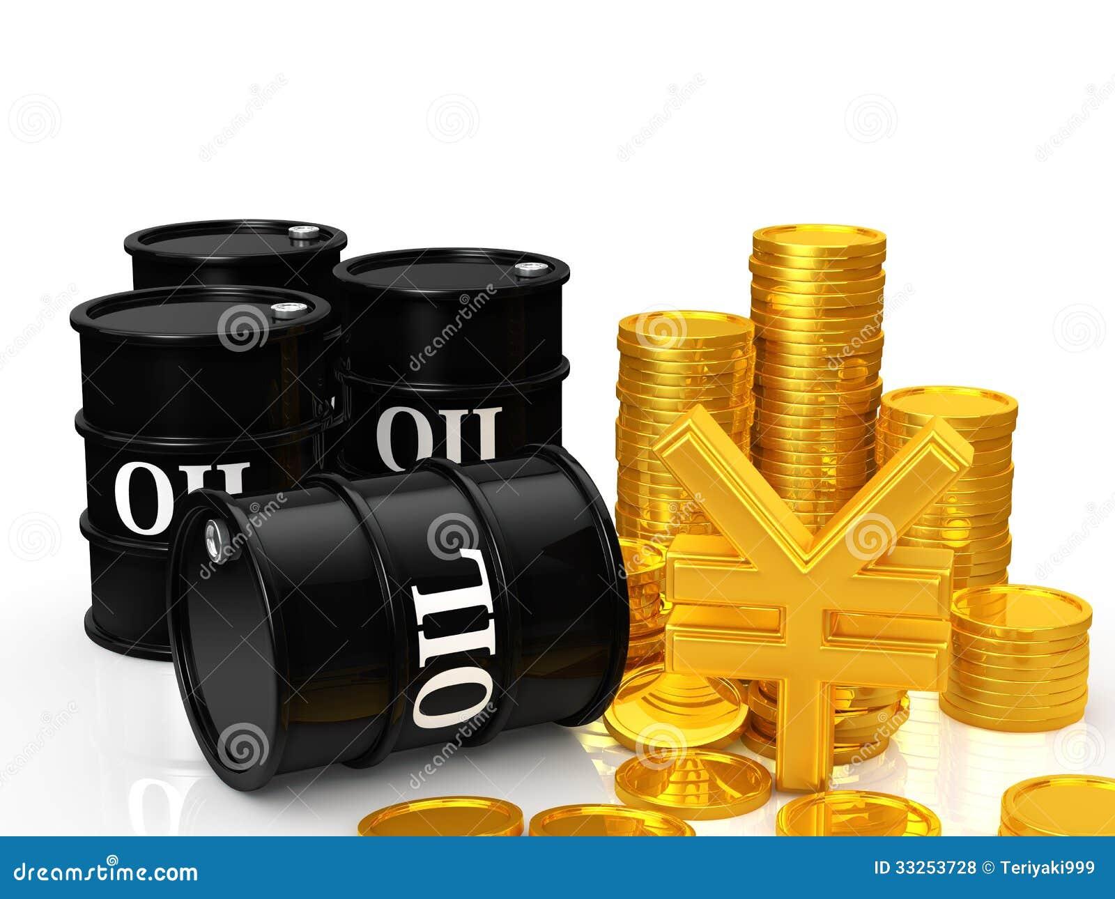 Olje- pengar