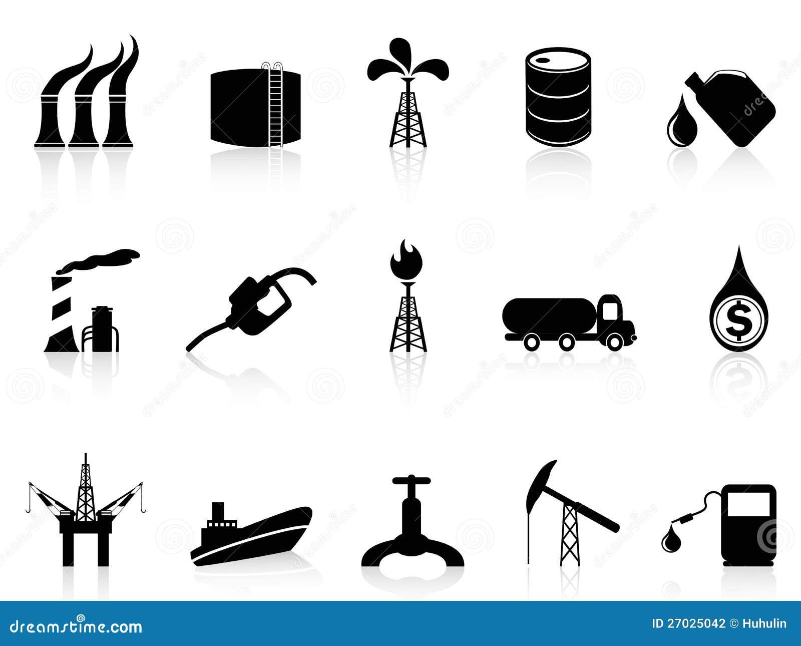 Oljeindustrisymbol