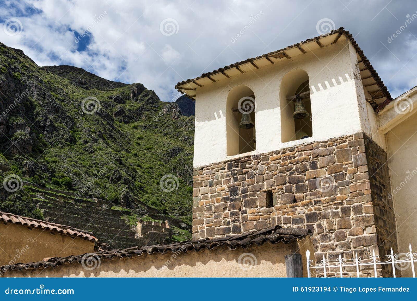 �y��ya�y�'��-yol_ollantaytambo在神圣的谷破坏,秘鲁.
