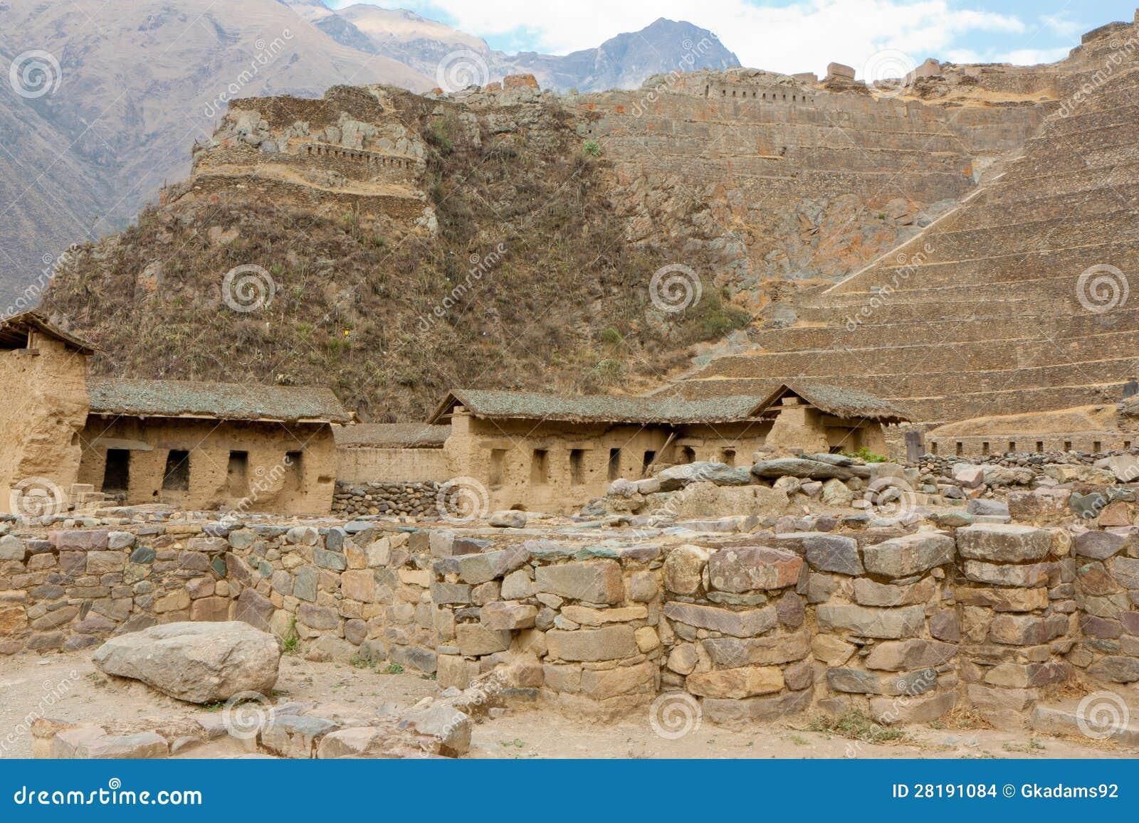 Ollantaytambo - Ruïnes Inca