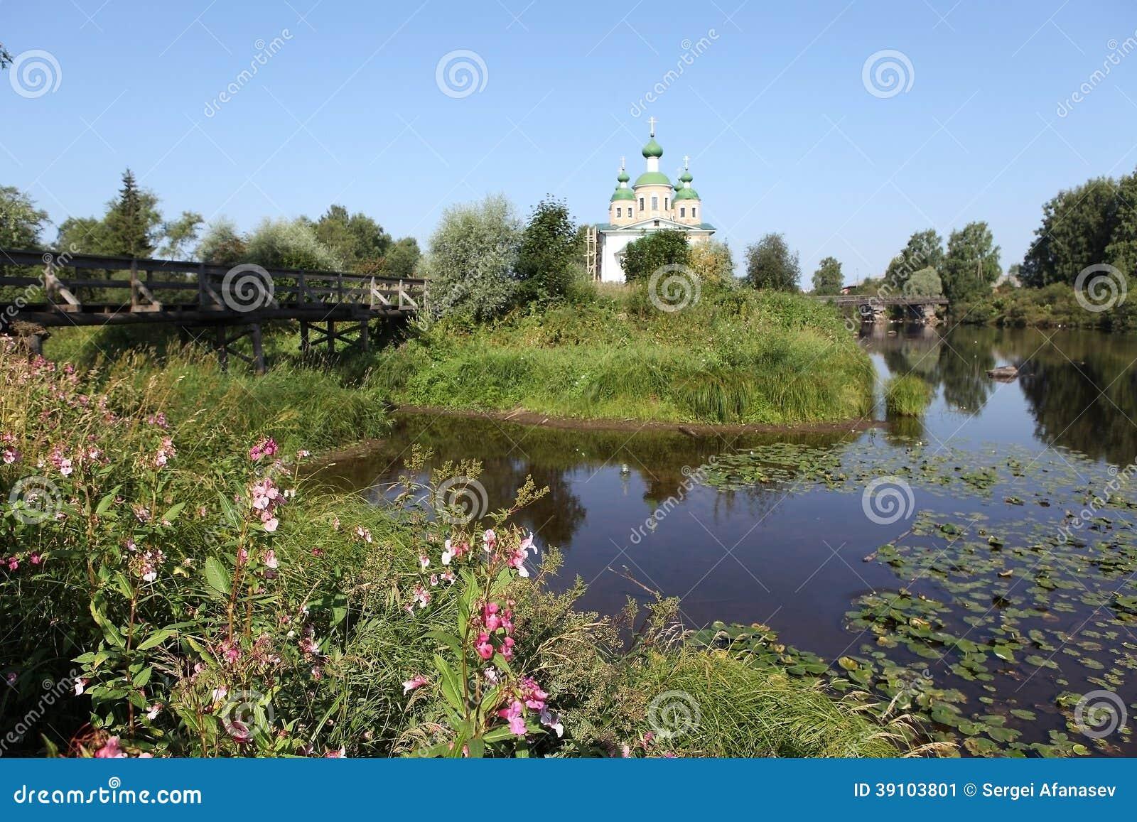 Olonec. Kathedraal van Onze Dame van Smolensk