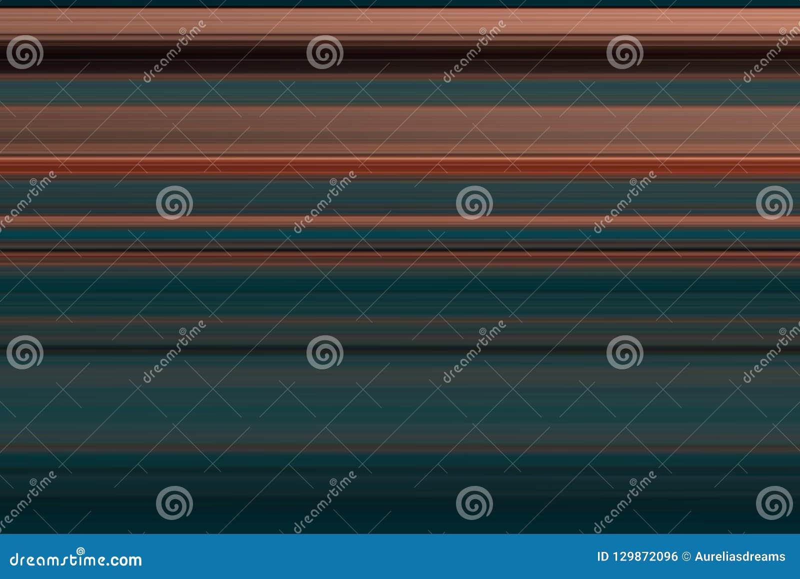 Olorful abstrakta ljusa horisontallinjer bakgrund, textur för Ð-¡ i bruna och blåa signaler