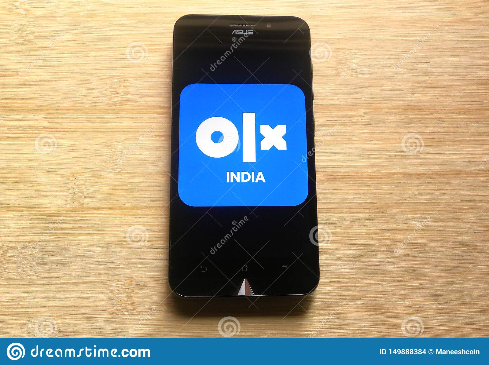 OLX editorial stock image  Image of modern, android - 149888384