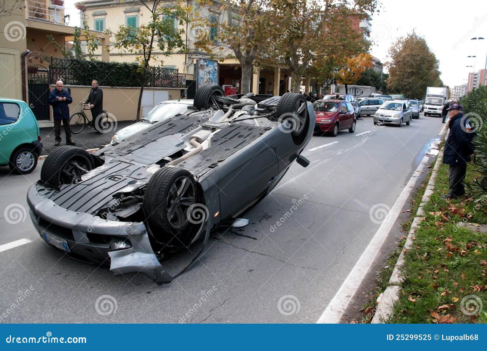 Olycksbilmedelvulten väg